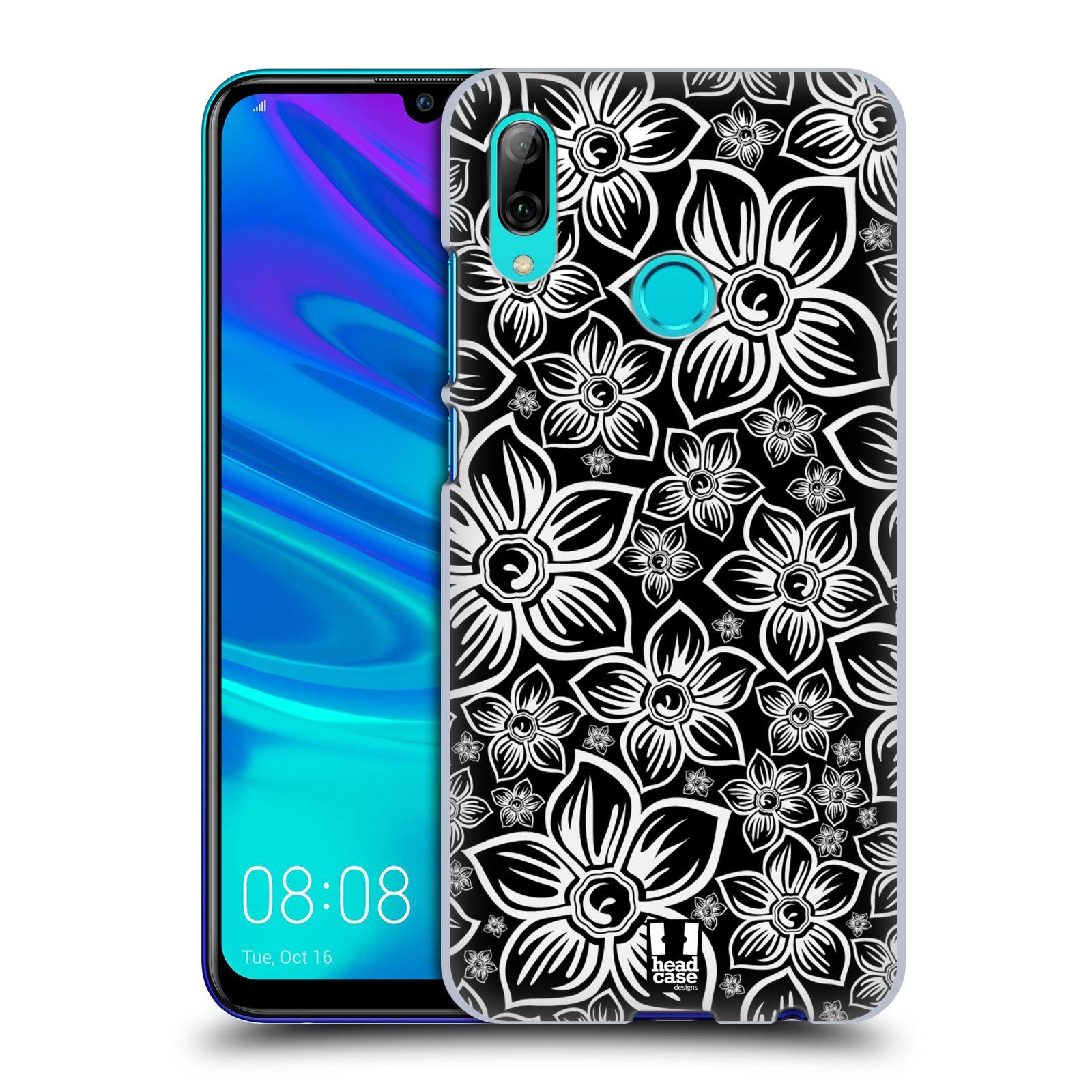 Plastové pouzdro na mobil Huawei P Smart (2019) - Head Case - FLORAL DAISY