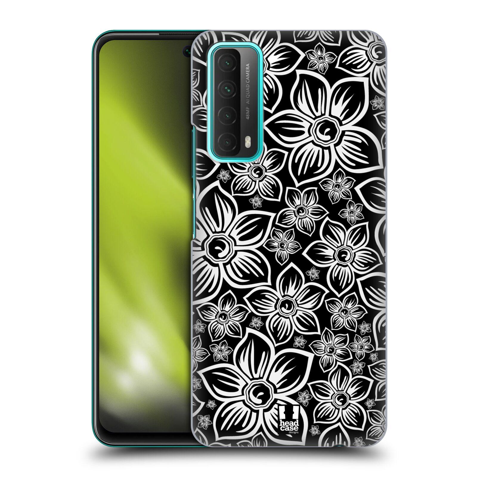 Plastové pouzdro na mobil Huawei P Smart (2021) - Head Case - FLORAL DAISY