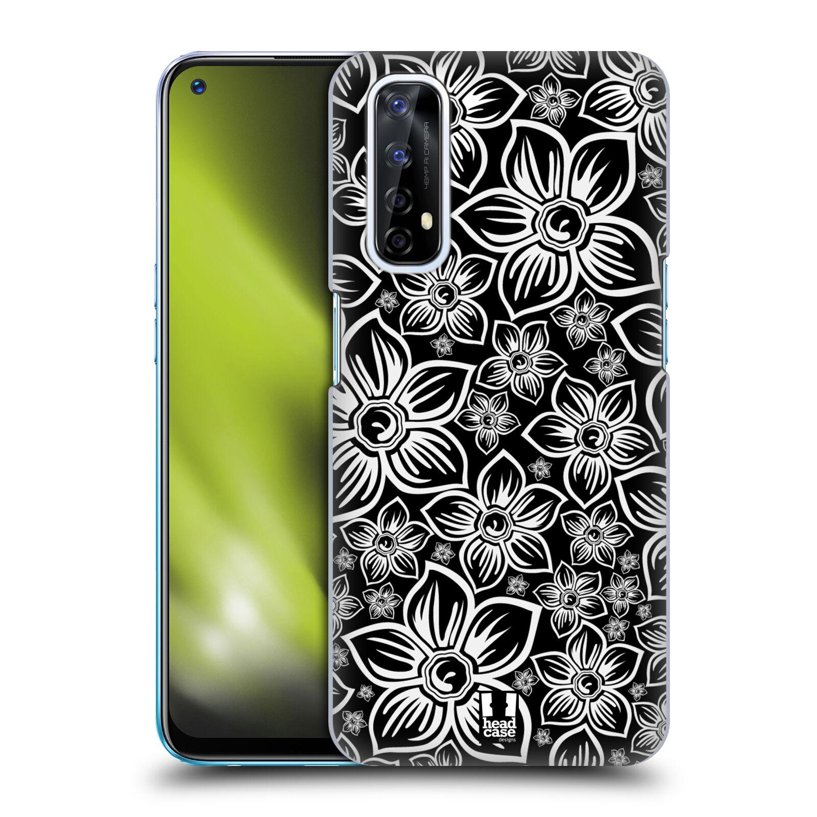 Plastové pouzdro na mobil Realme 7 - Head Case - FLORAL DAISY
