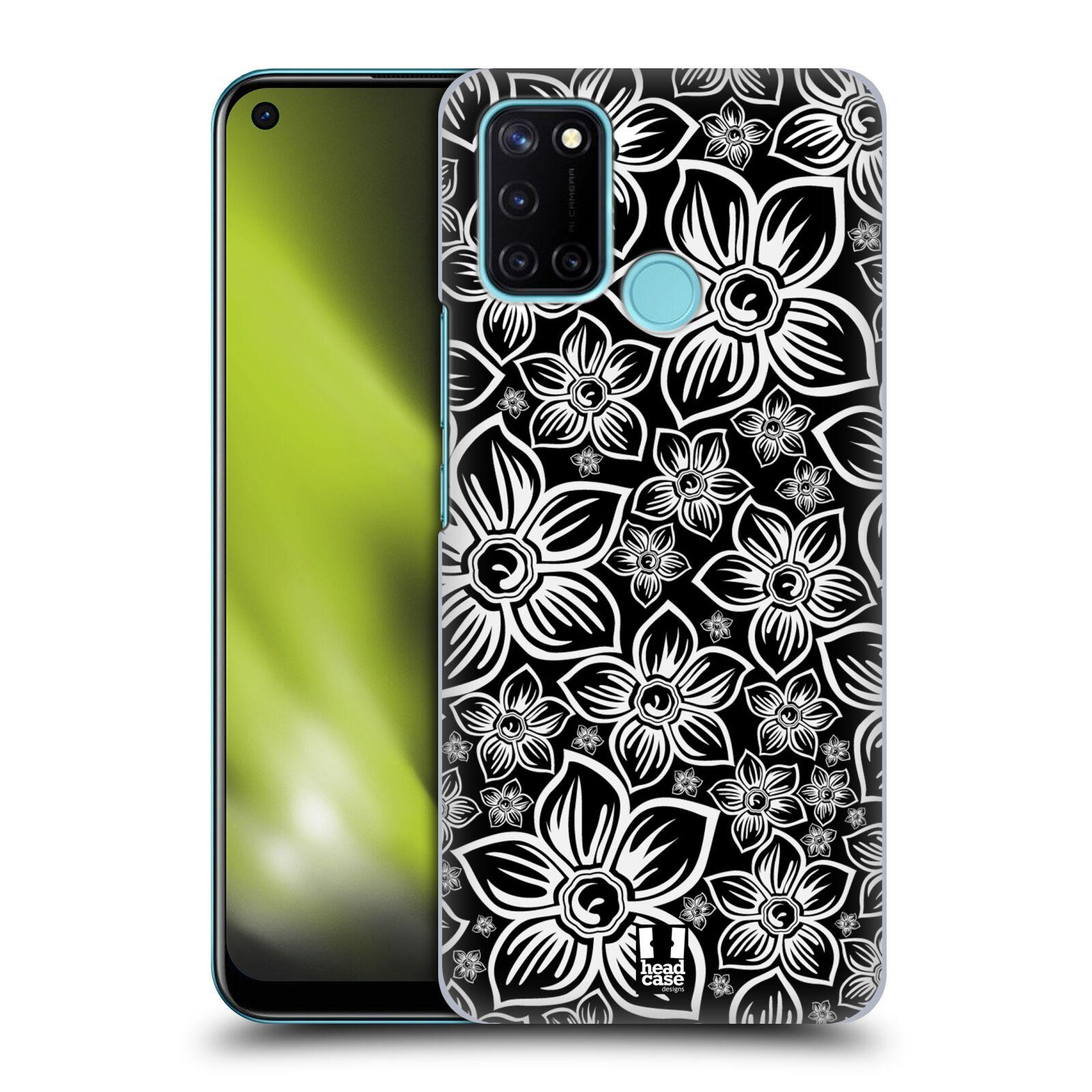 Plastové pouzdro na mobil Realme 7i - Head Case - FLORAL DAISY