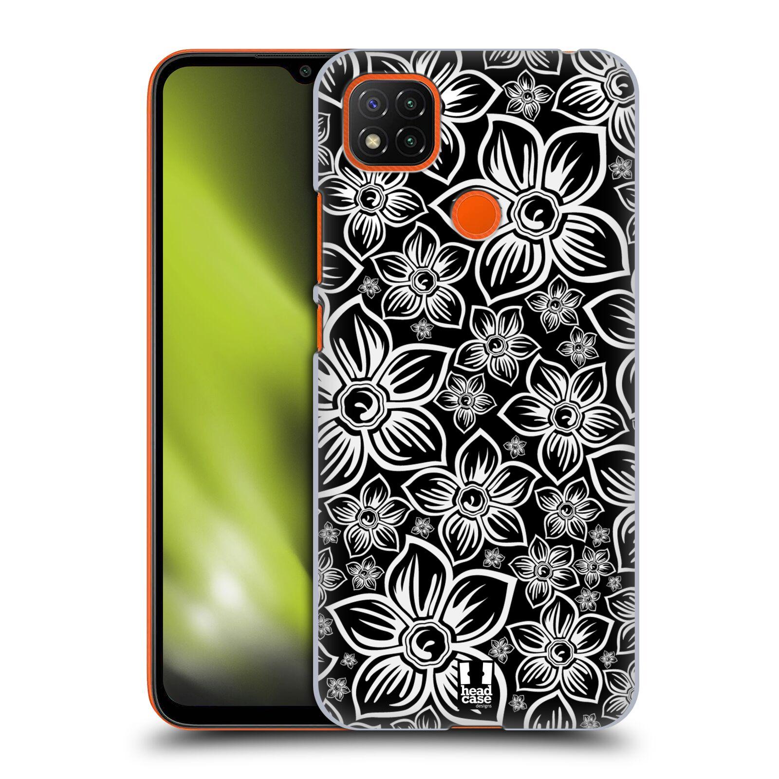 Plastové pouzdro na mobil Xiaomi Redmi 9C - Head Case - FLORAL DAISY