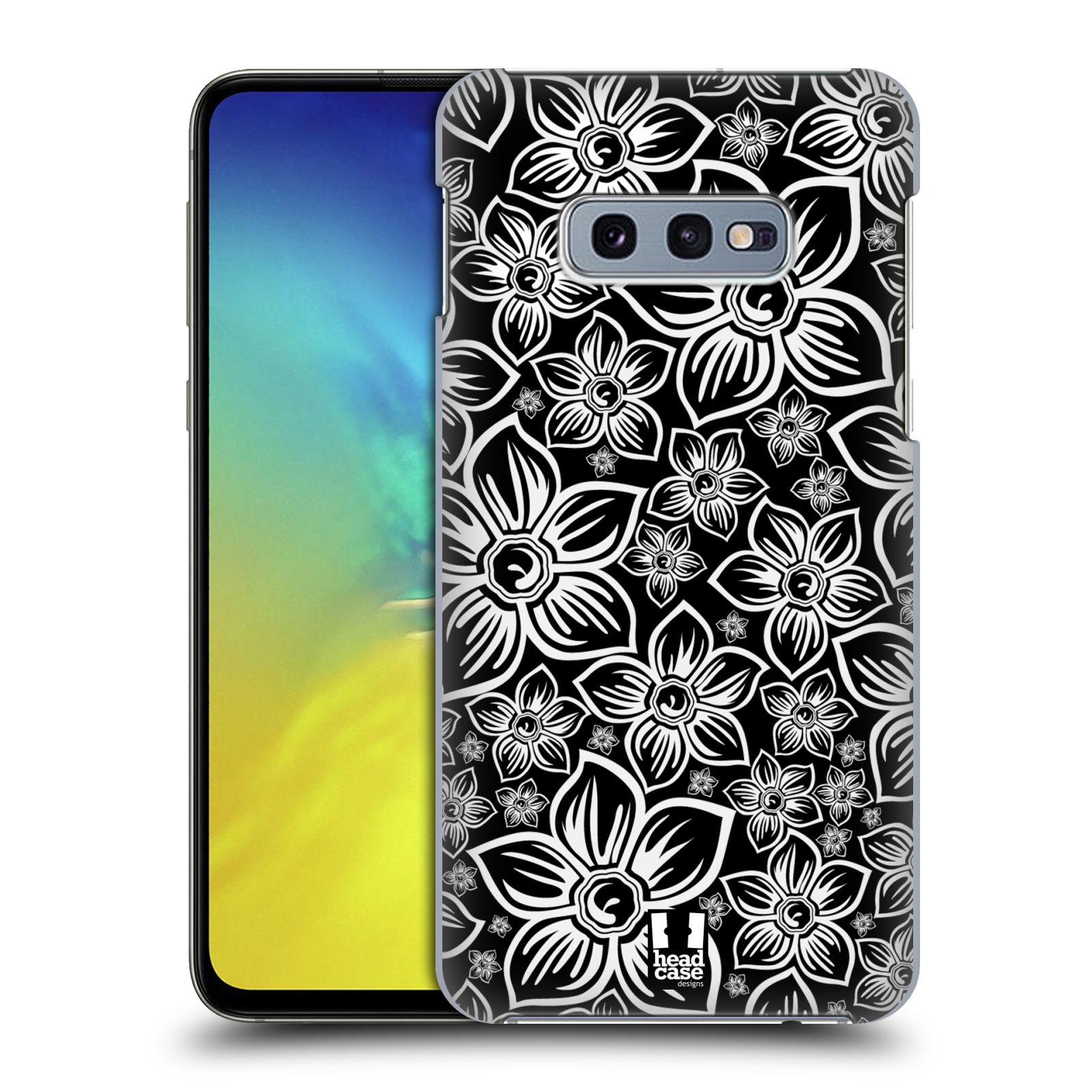 Plastové pouzdro na mobil Samsung Galaxy S10e - Head Case - FLORAL DAISY