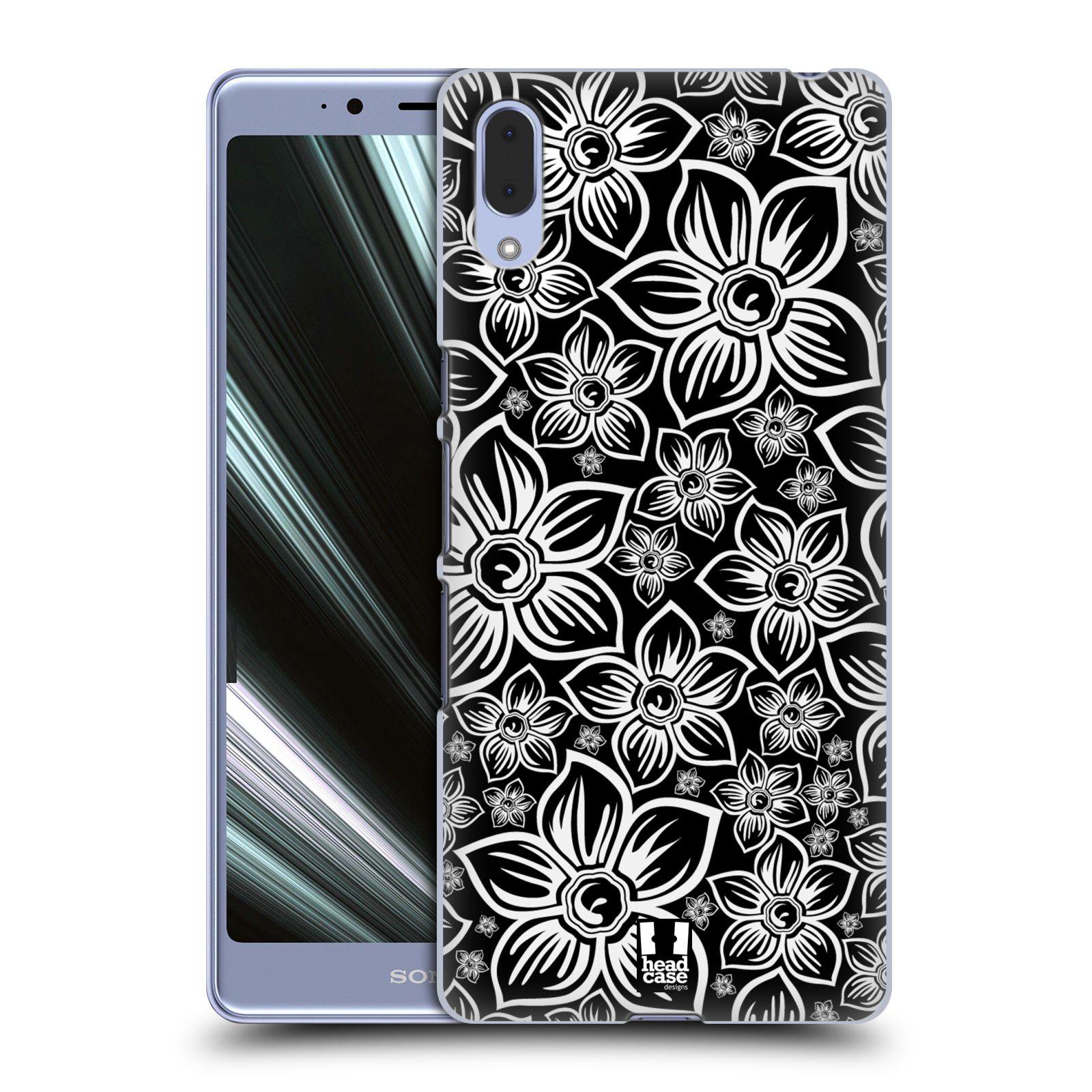 Plastové pouzdro na mobil Sony Xperia L3 - Head Case - FLORAL DAISY