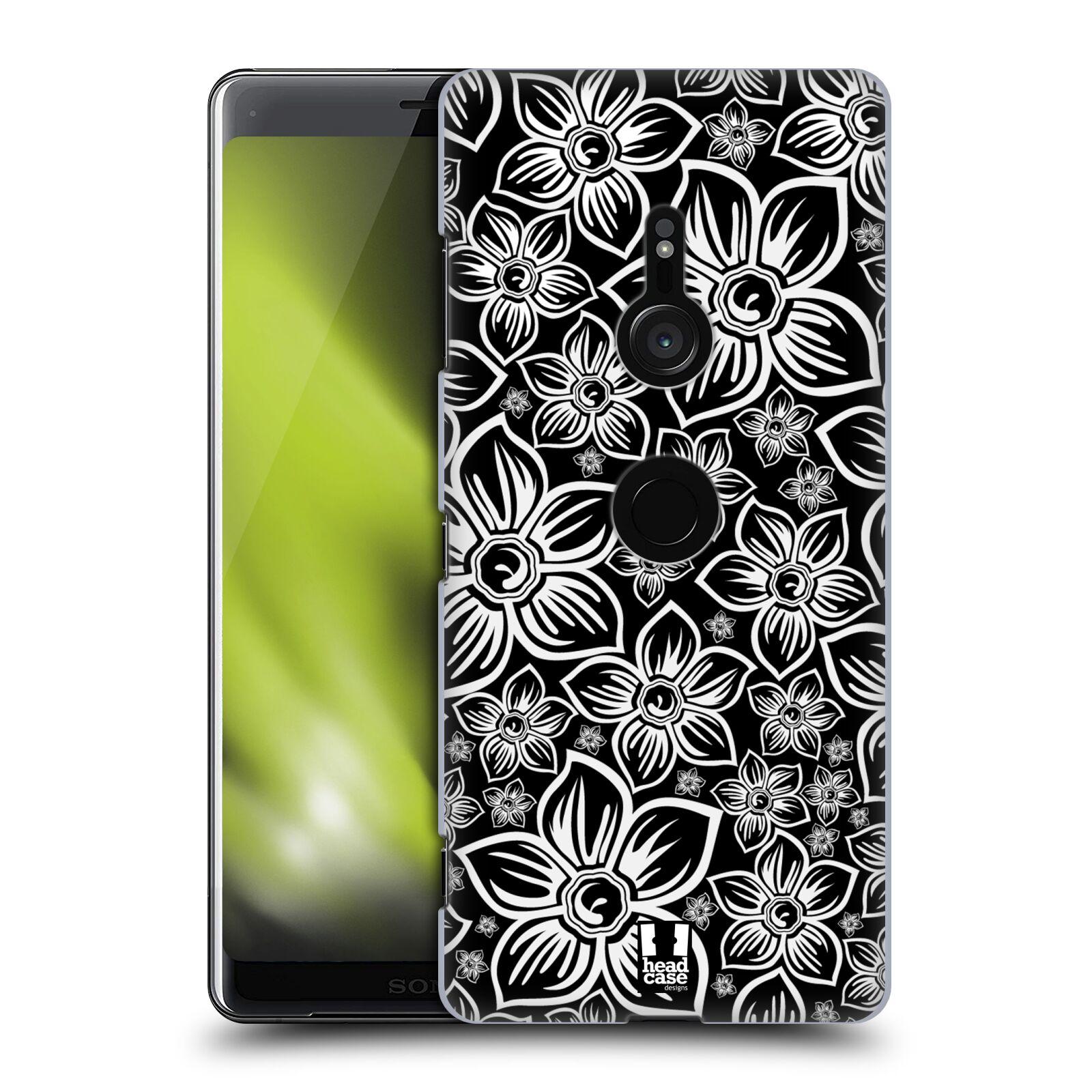 Plastové pouzdro na mobil Sony Xperia XZ3 - Head Case - FLORAL DAISY