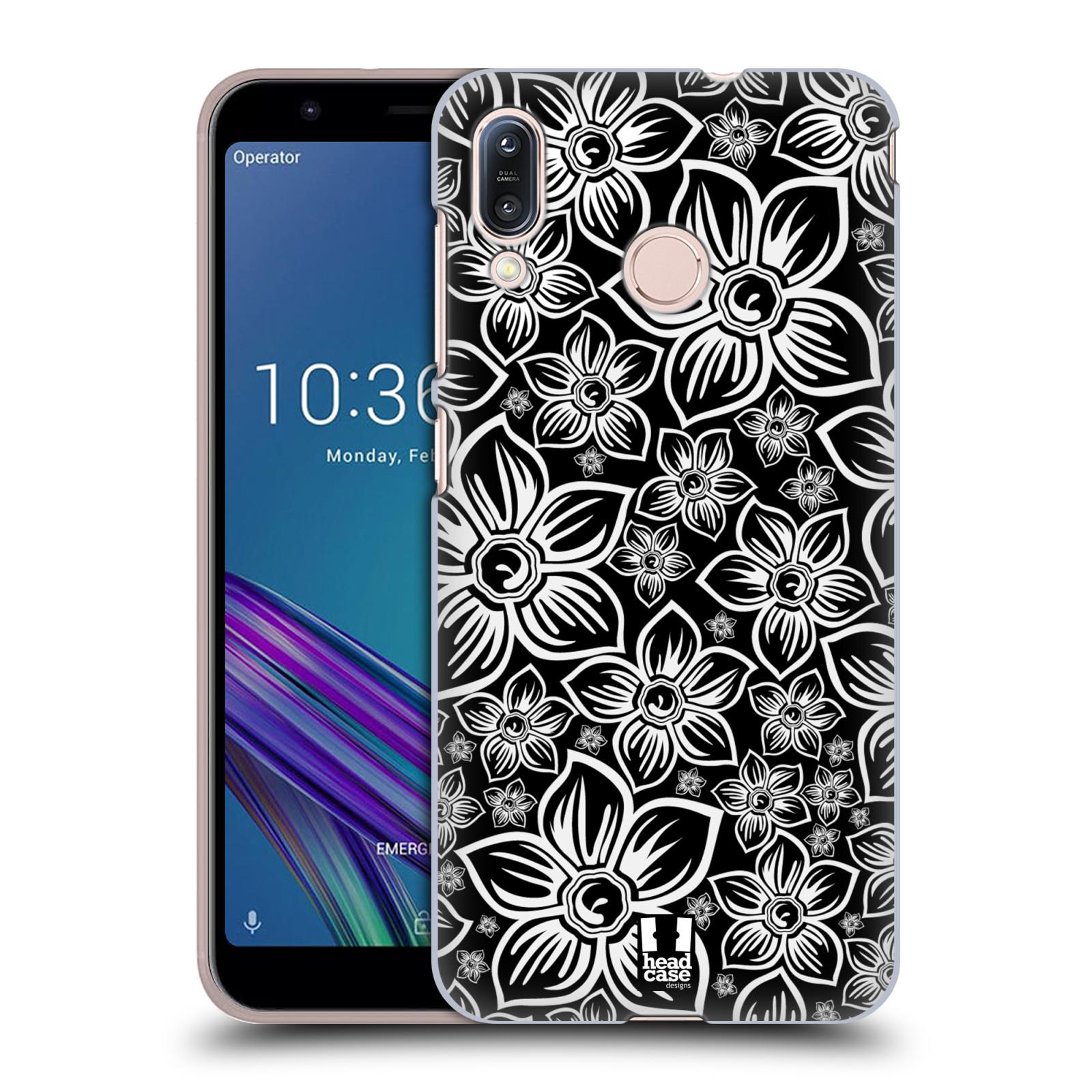 Plastové pouzdro na mobil Asus Zenfone Max M1 ZB555KL - Head Case - FLORAL DAISY