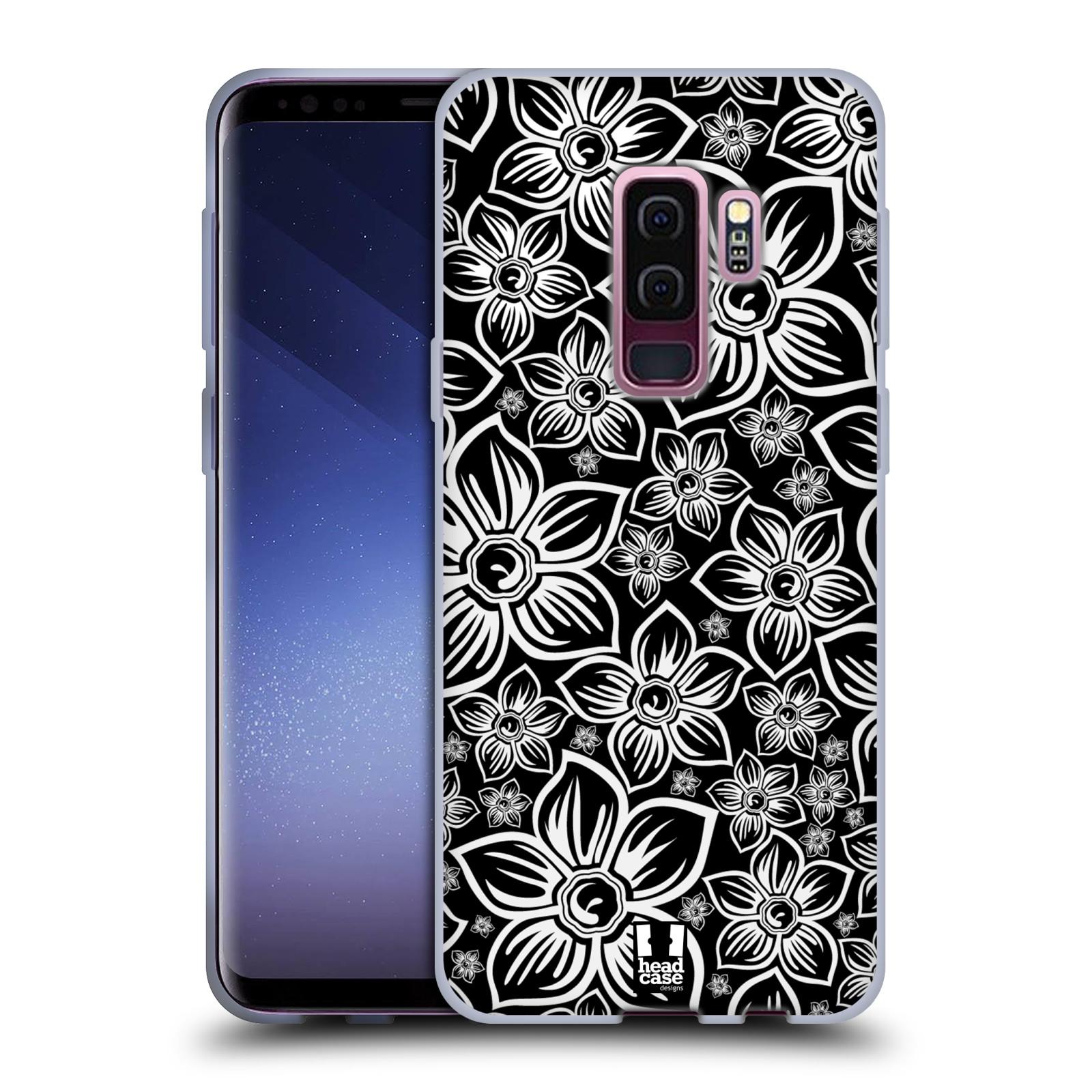 Silikonové pouzdro na mobil Samsung Galaxy S9 Plus - Head Case - FLORAL DAISY
