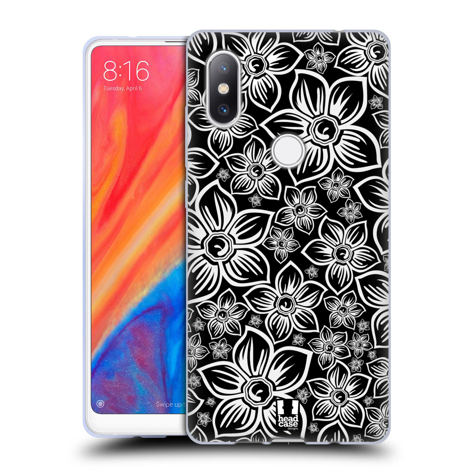 Silikonové pouzdro na mobil Xiaomi Mi Mix 2S - Head Case - FLORAL DAISY