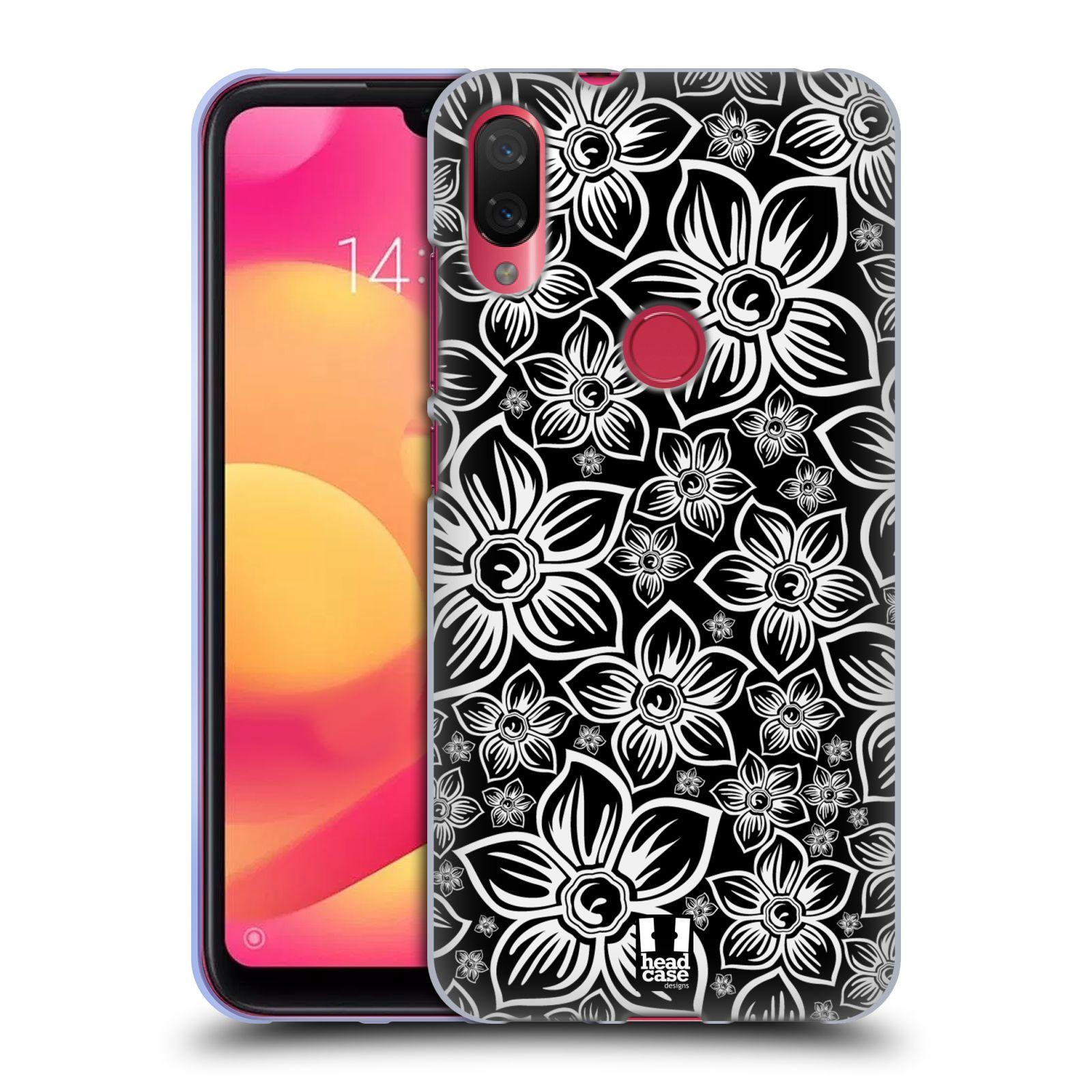 Silikonové pouzdro na mobil Xiaomi Mi Play - Head Case - FLORAL DAISY