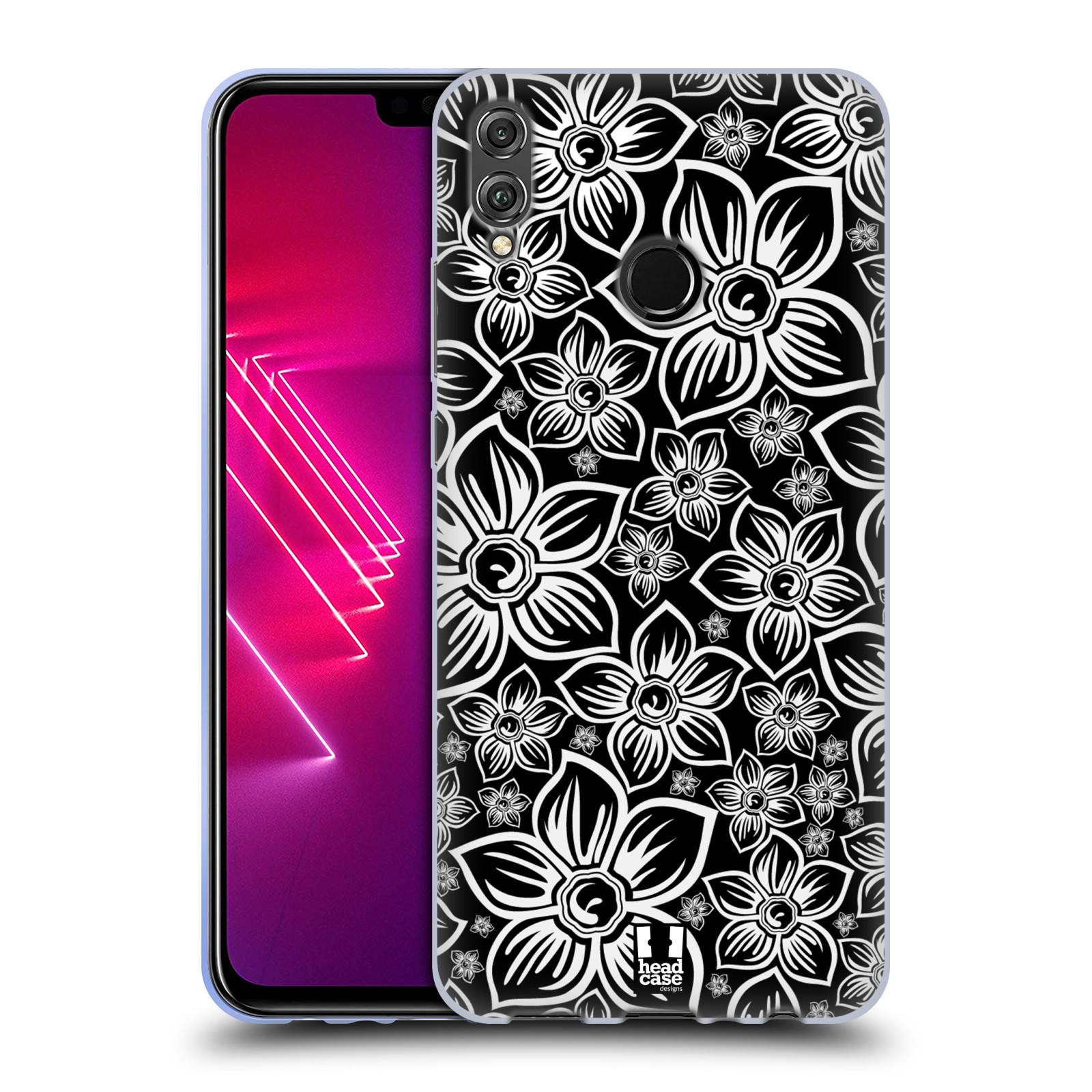 Silikonové pouzdro na mobil Honor View 10 Lite - Head Case - FLORAL DAISY