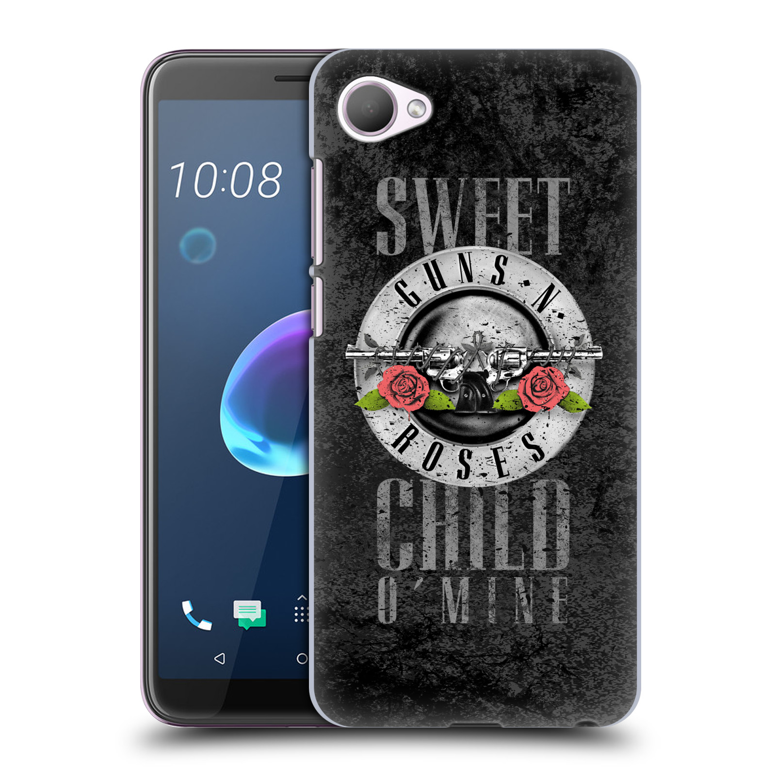 Plastové pouzdro na mobil HTC Desire 12 - Head Case - Guns N' Roses - Sweet Child