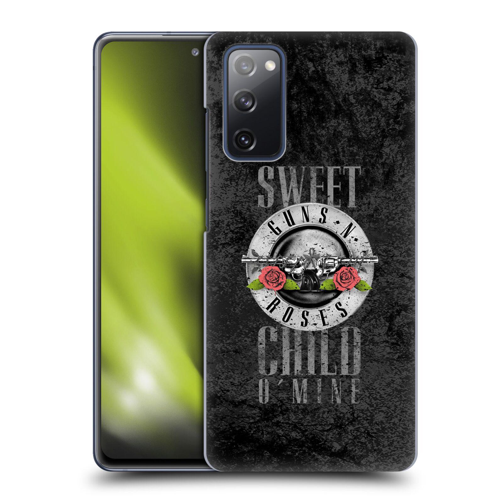 Plastové pouzdro na mobil Samsung Galaxy S20 FE - Head Case - Guns N' Roses - Sweet Child