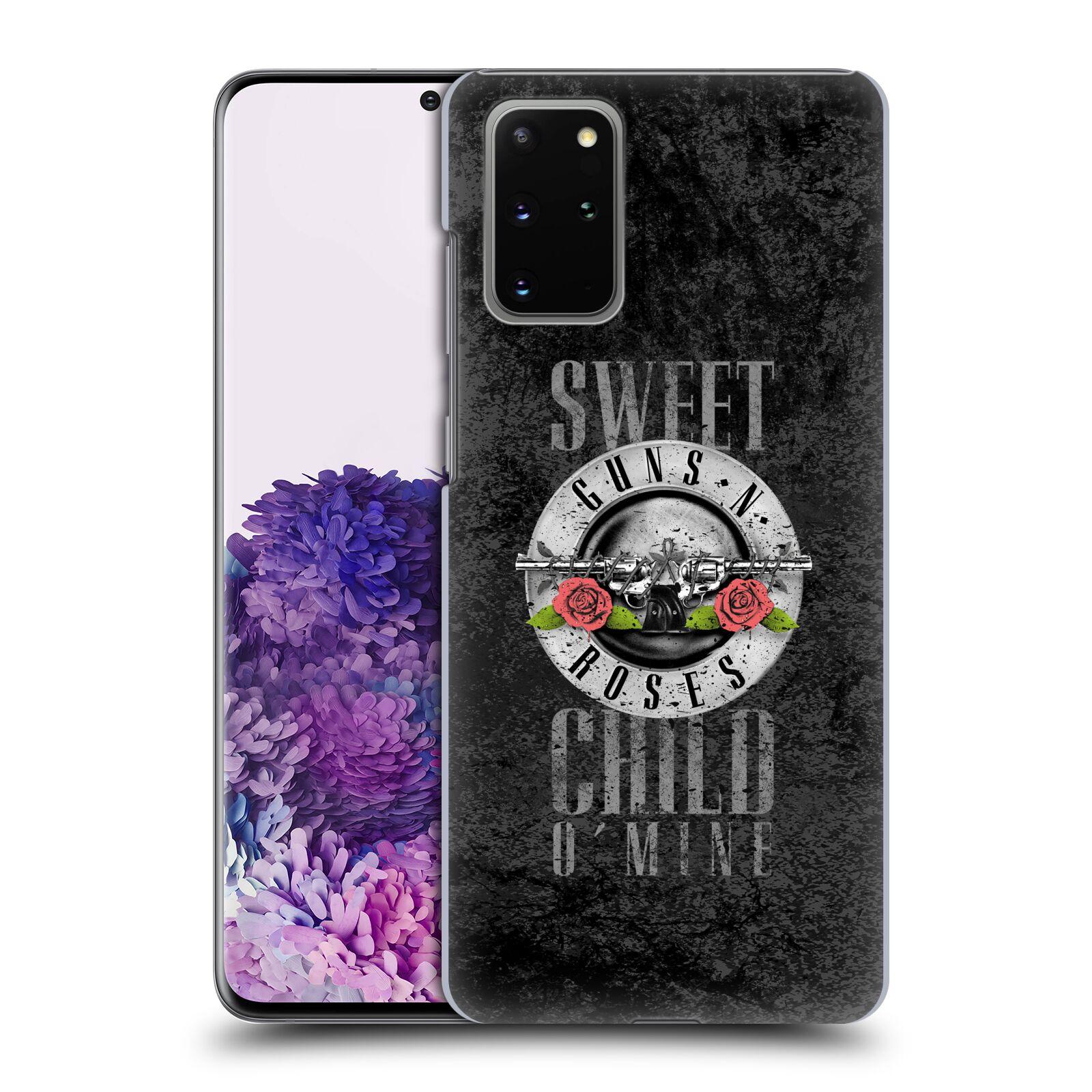 Plastové pouzdro na mobil Samsung Galaxy S20 Plus - Head Case - Guns N' Roses - Sweet Child