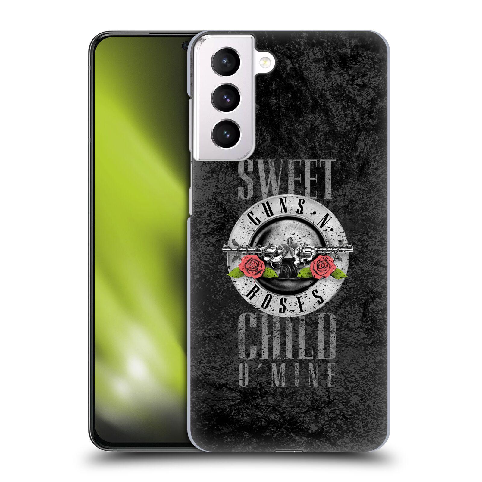 Plastové pouzdro na mobil Samsung Galaxy S21 Plus 5G - Head Case - Guns N' Roses - Sweet Child