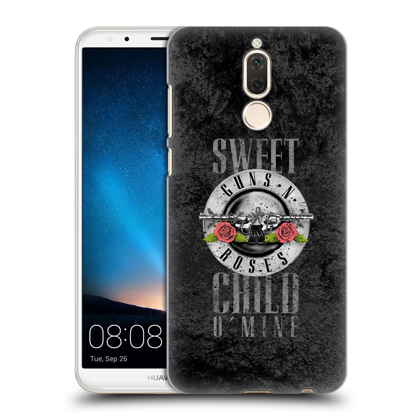 Plastové pouzdro na mobil Huawei Mate 10 Lite - Head Case - Guns N' Roses - Sweet Child