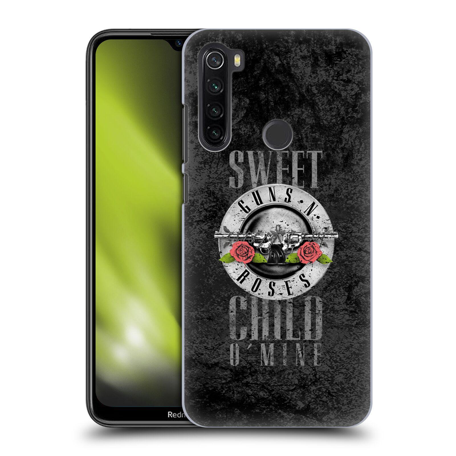 Plastové pouzdro na mobil Xiaomi Redmi Note 8T - Head Case - Guns N' Roses - Sweet Child