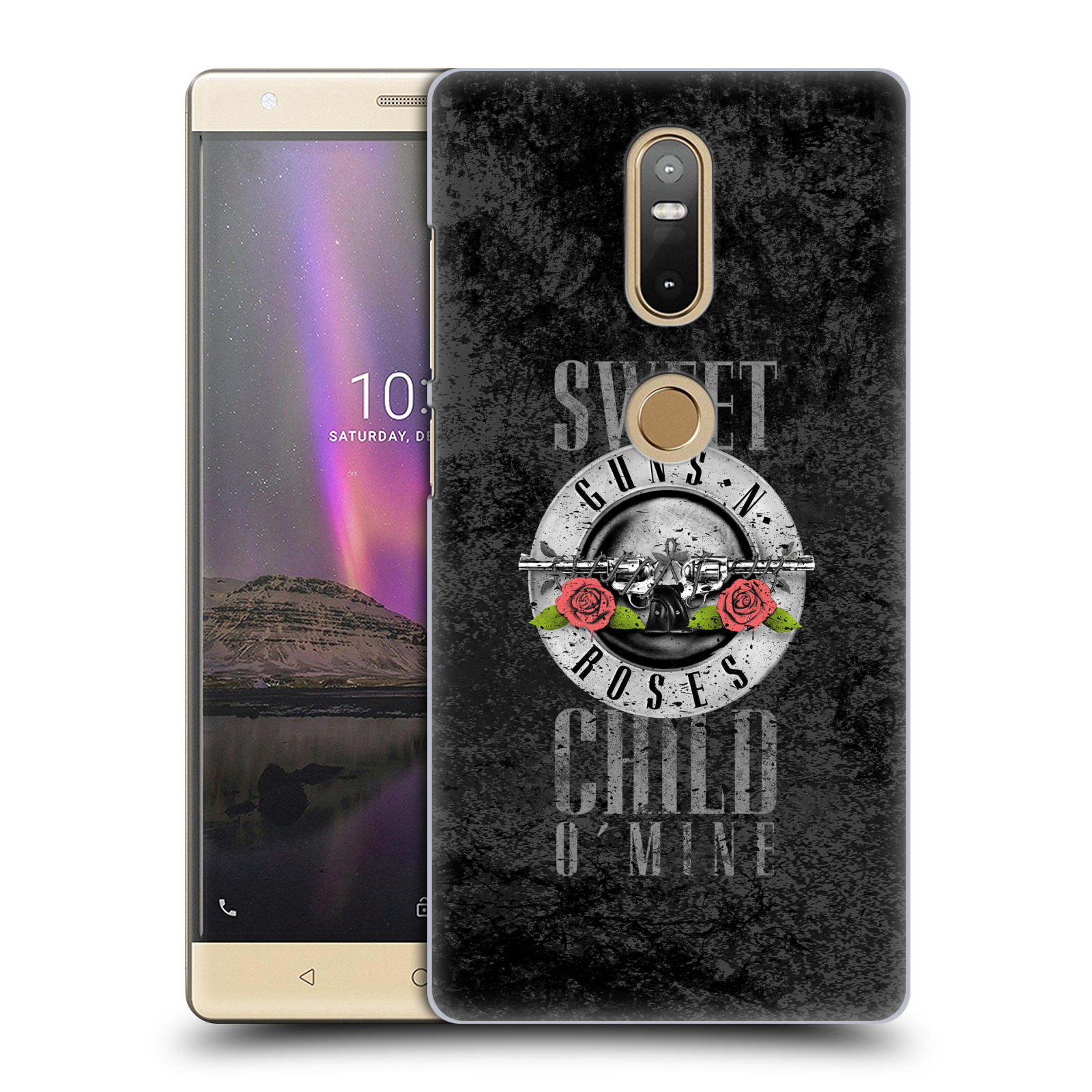 Plastové pouzdro na mobil Lenovo Phab 2 Plus - Head Case - Guns N' Roses - Sweet Child