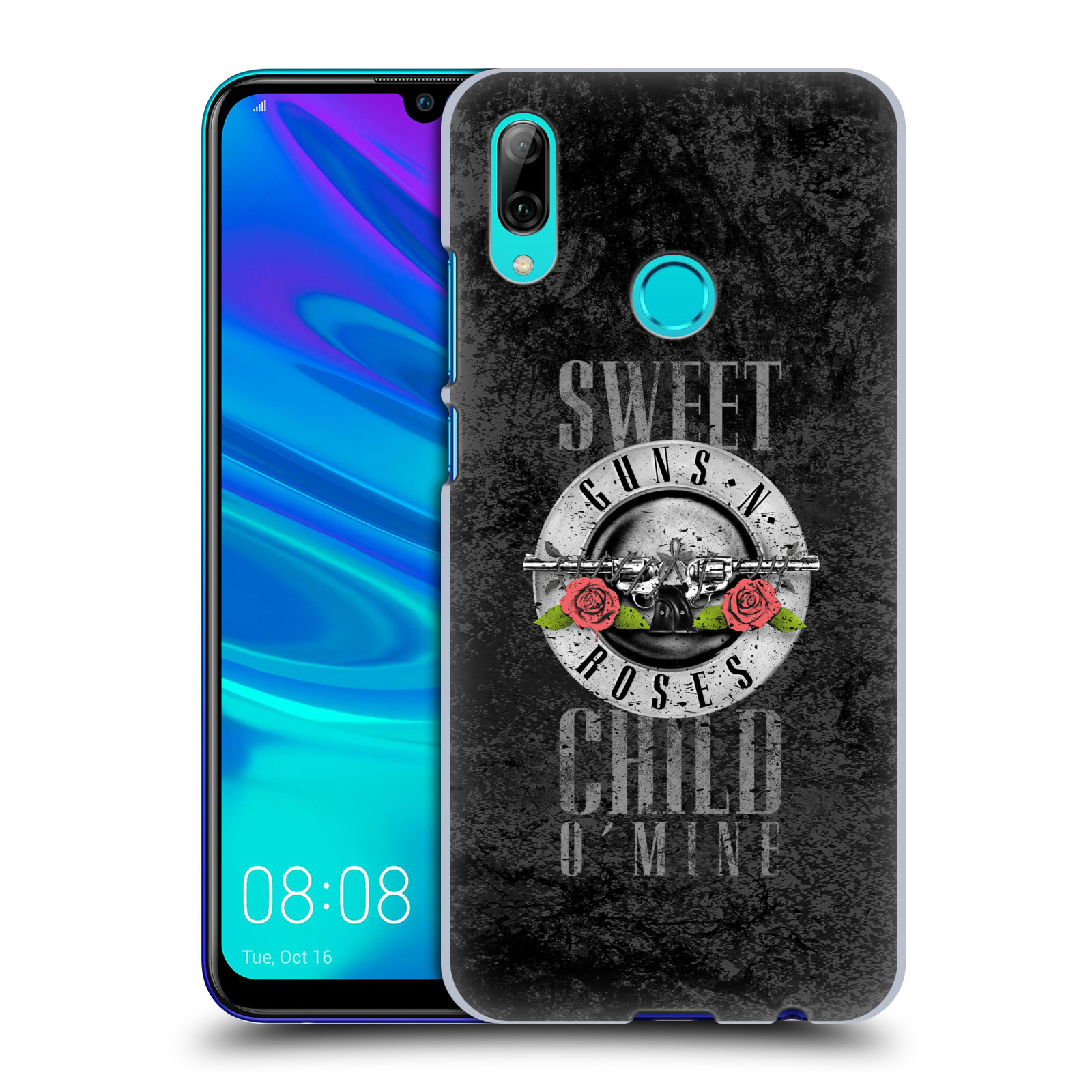 Plastové pouzdro na mobil Huawei P Smart (2019) - Head Case - Guns N' Roses - Sweet Child