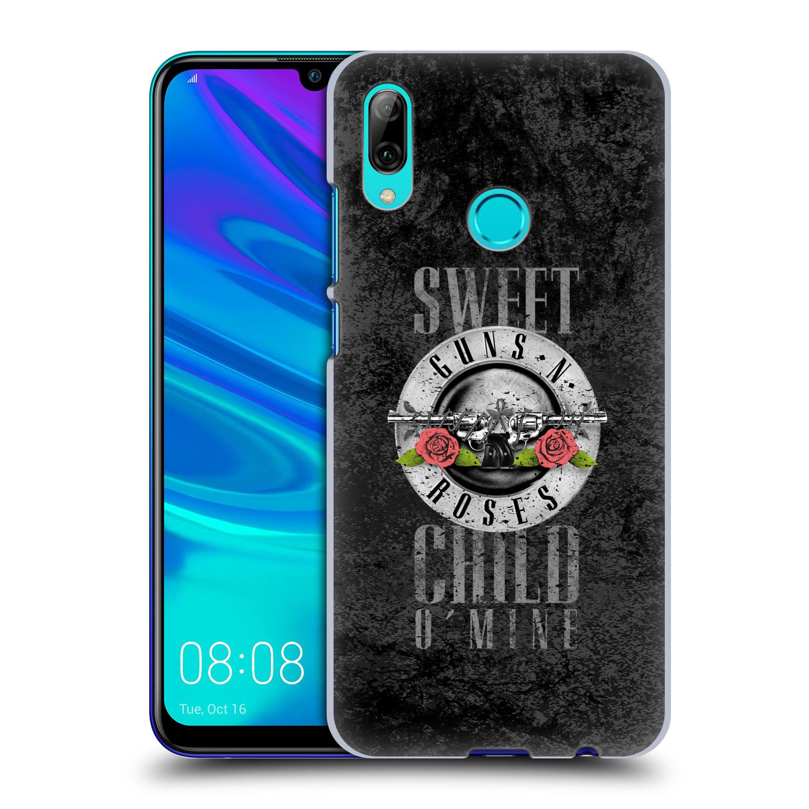Plastové pouzdro na mobil Honor 10 Lite - Head Case - Guns N' Roses - Sweet Child