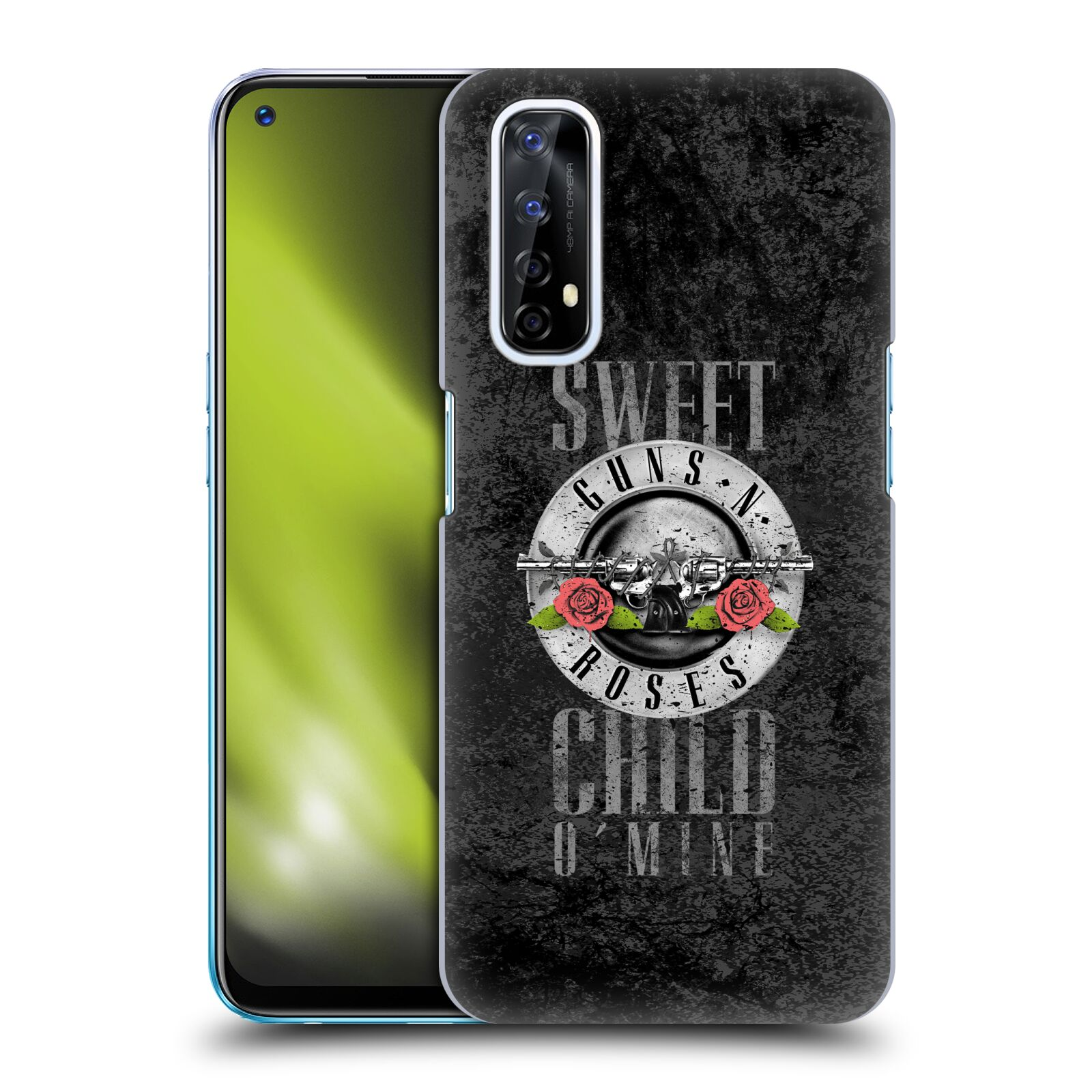 Plastové pouzdro na mobil Realme 7 - Head Case - Guns N' Roses - Sweet Child