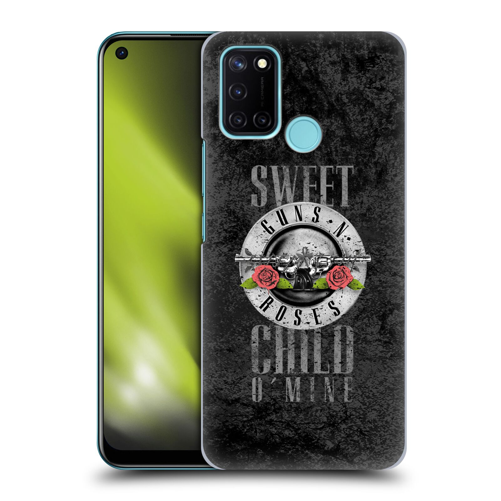 Plastové pouzdro na mobil Realme 7i - Head Case - Guns N' Roses - Sweet Child