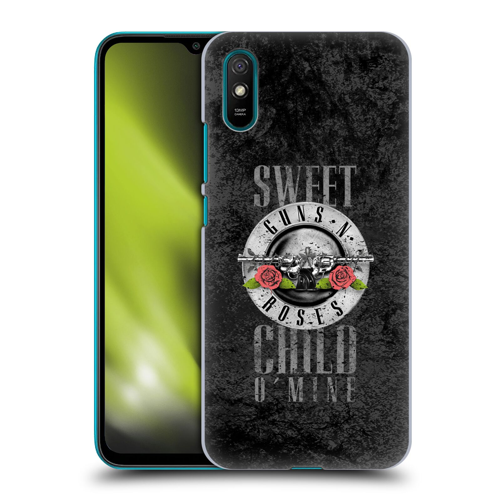 Plastové pouzdro na mobil Xiaomi Redmi 9A / Xiaomi Redmi 9AT - Head Case - Guns N' Roses - Sweet Child