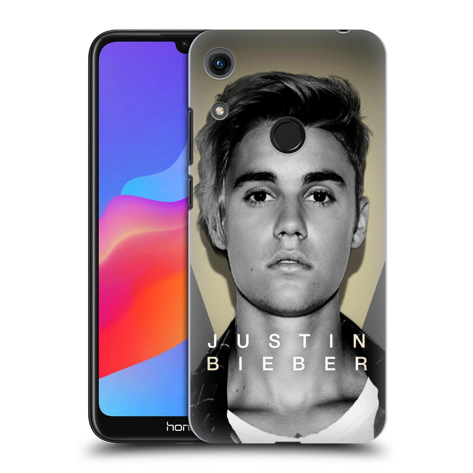 Plastové pouzdro na mobil Honor 8A - Head Case - Justin Bieber Official - Head Shot