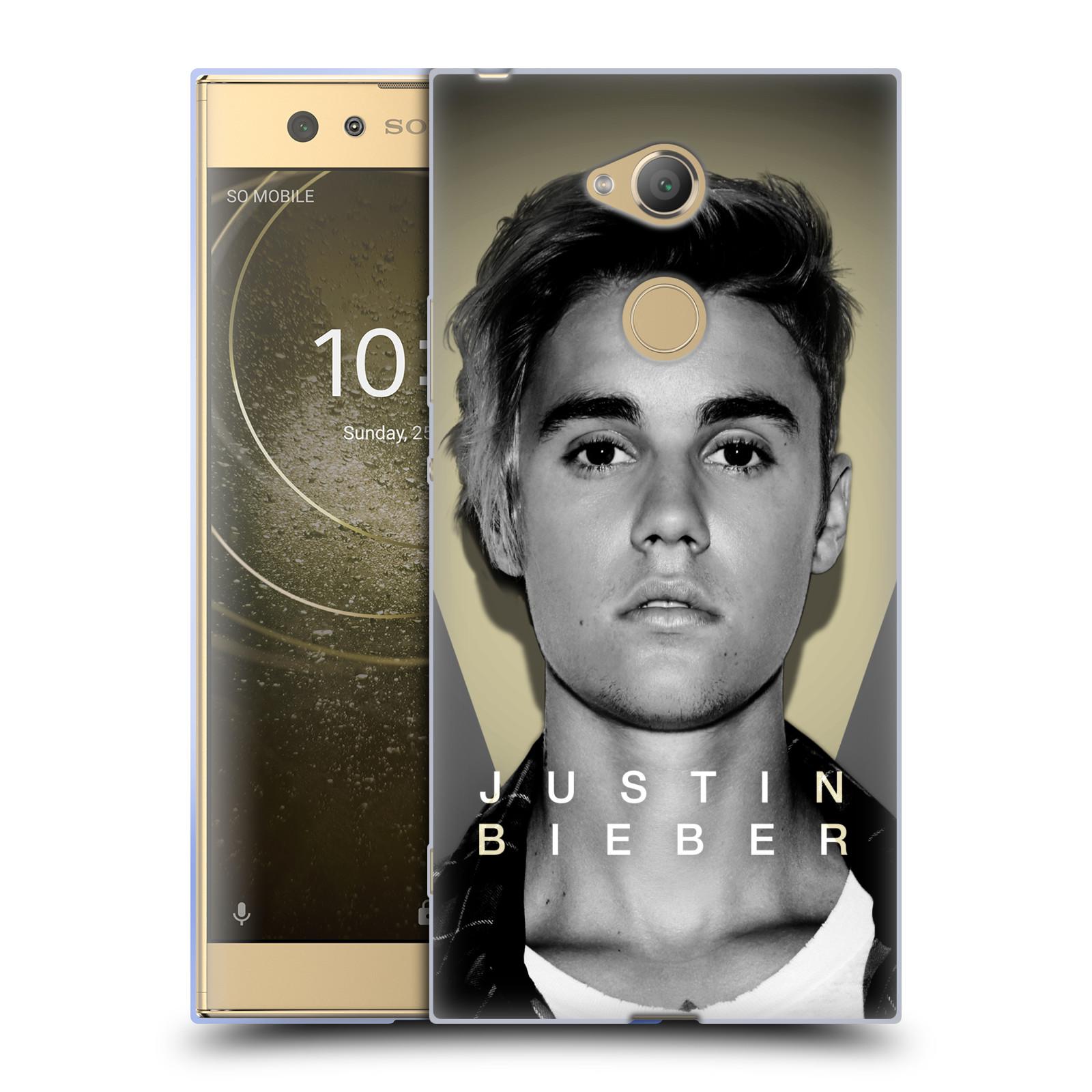 Silikonové pouzdro na mobil Sony Xperia XA2 Ultra - Head Case - Justin Bieber Official - Head Shot