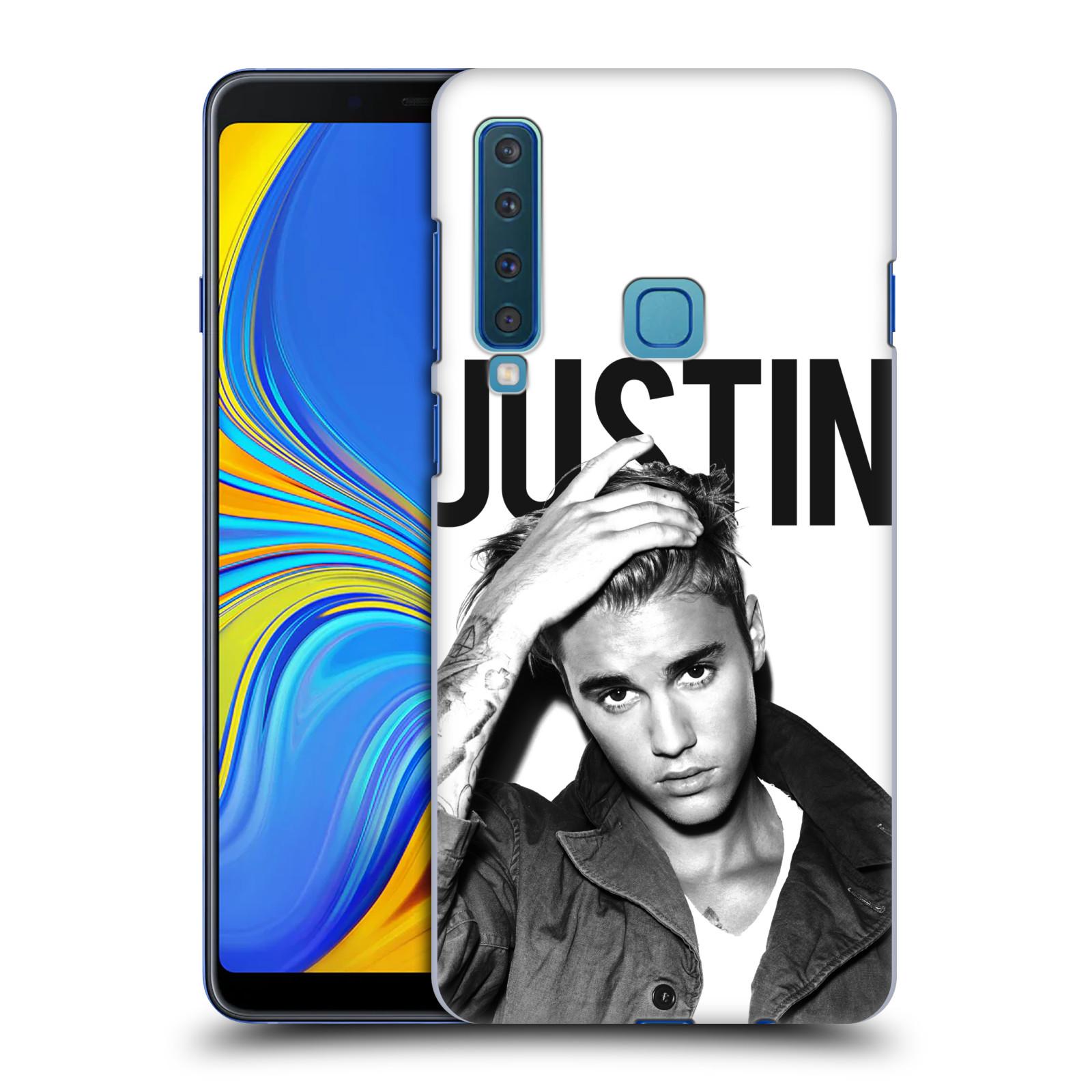 Plastové pouzdro na mobil Samsung Galaxy A9 (2018) - Head Case - Justin Bieber Official - Póza