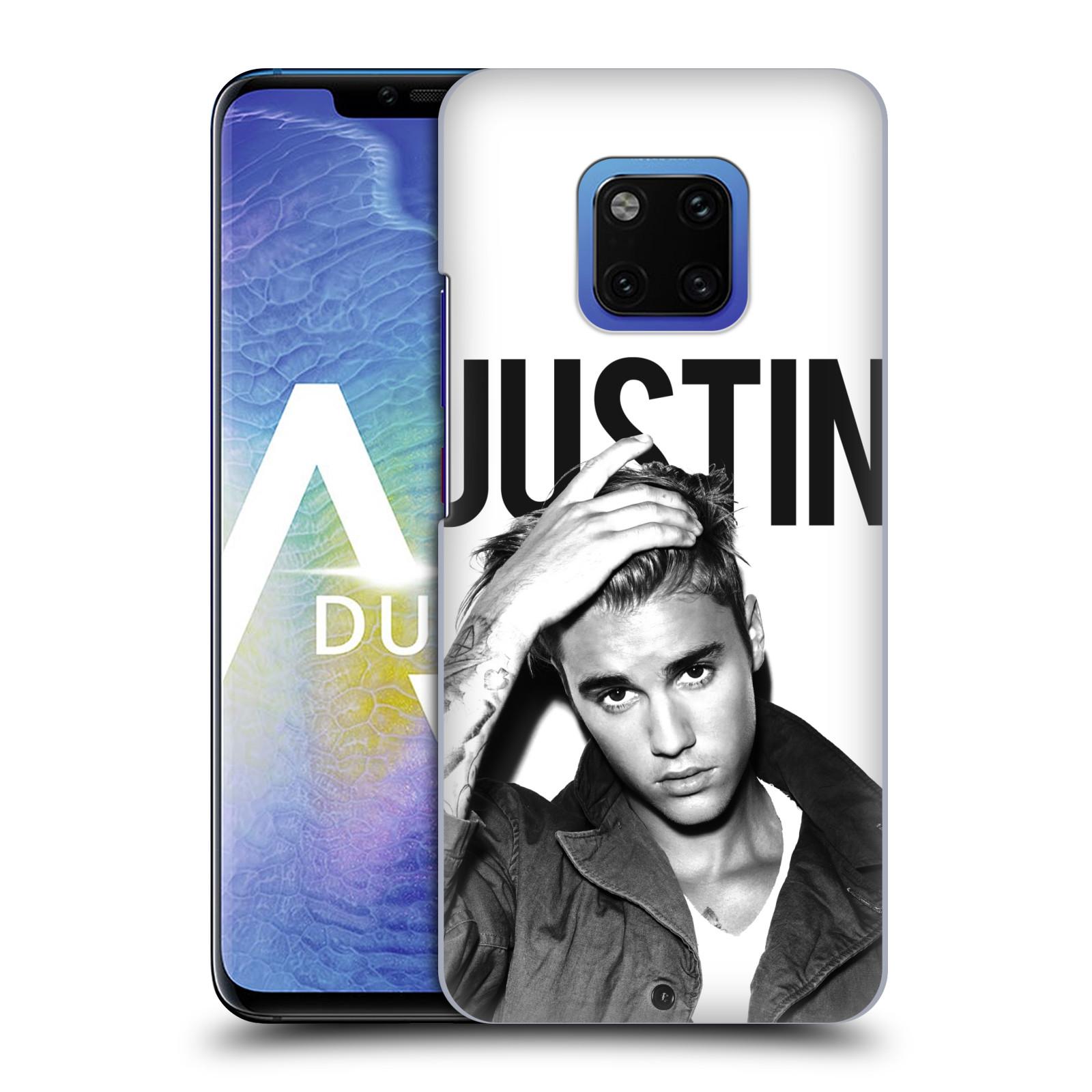 Plastové pouzdro na mobil Huawei Mate 20 Pro - Head Case - Justin Bieber Official - Póza