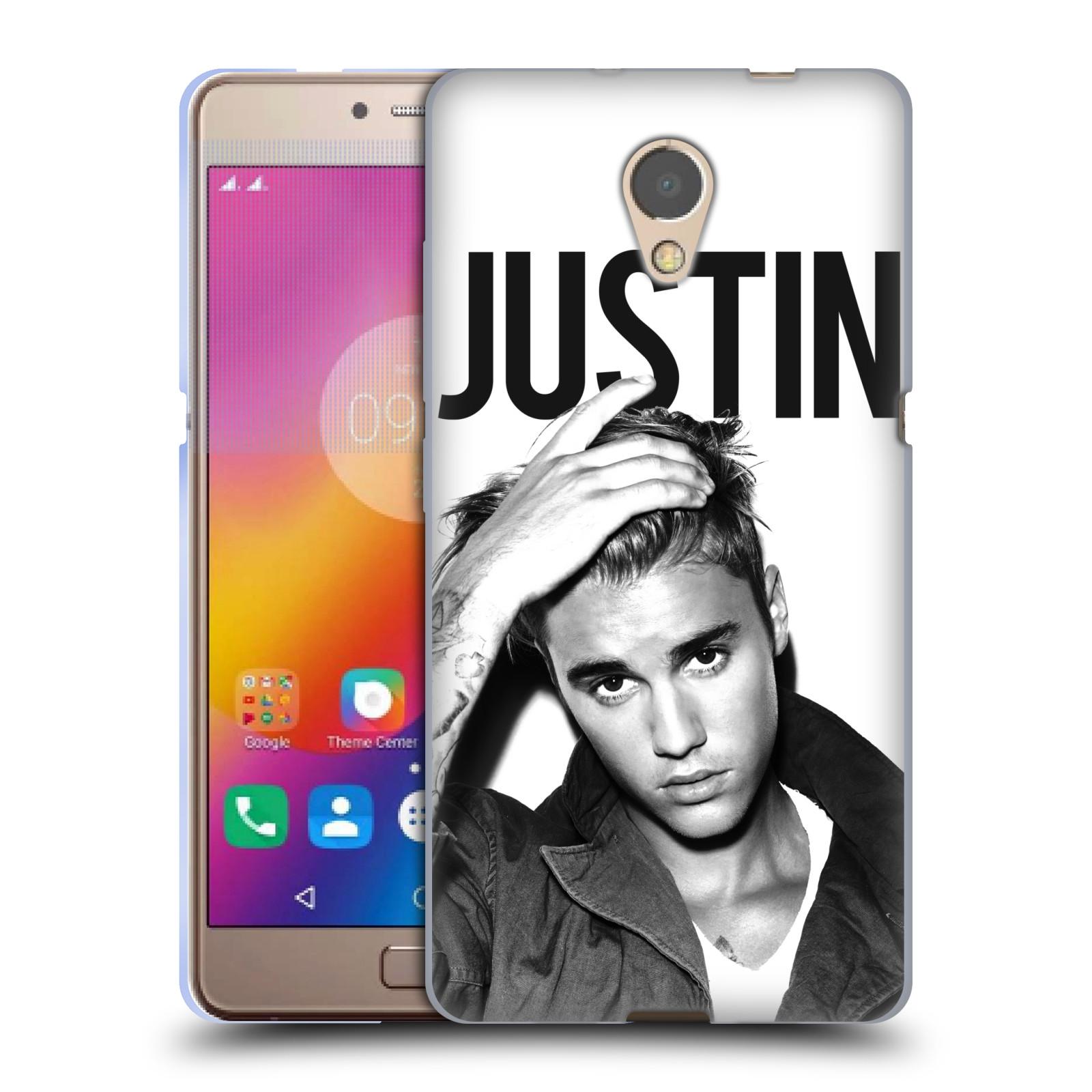Silikonové pouzdro na mobil Lenovo P2 - Head Case - Justin Bieber Official - Póza