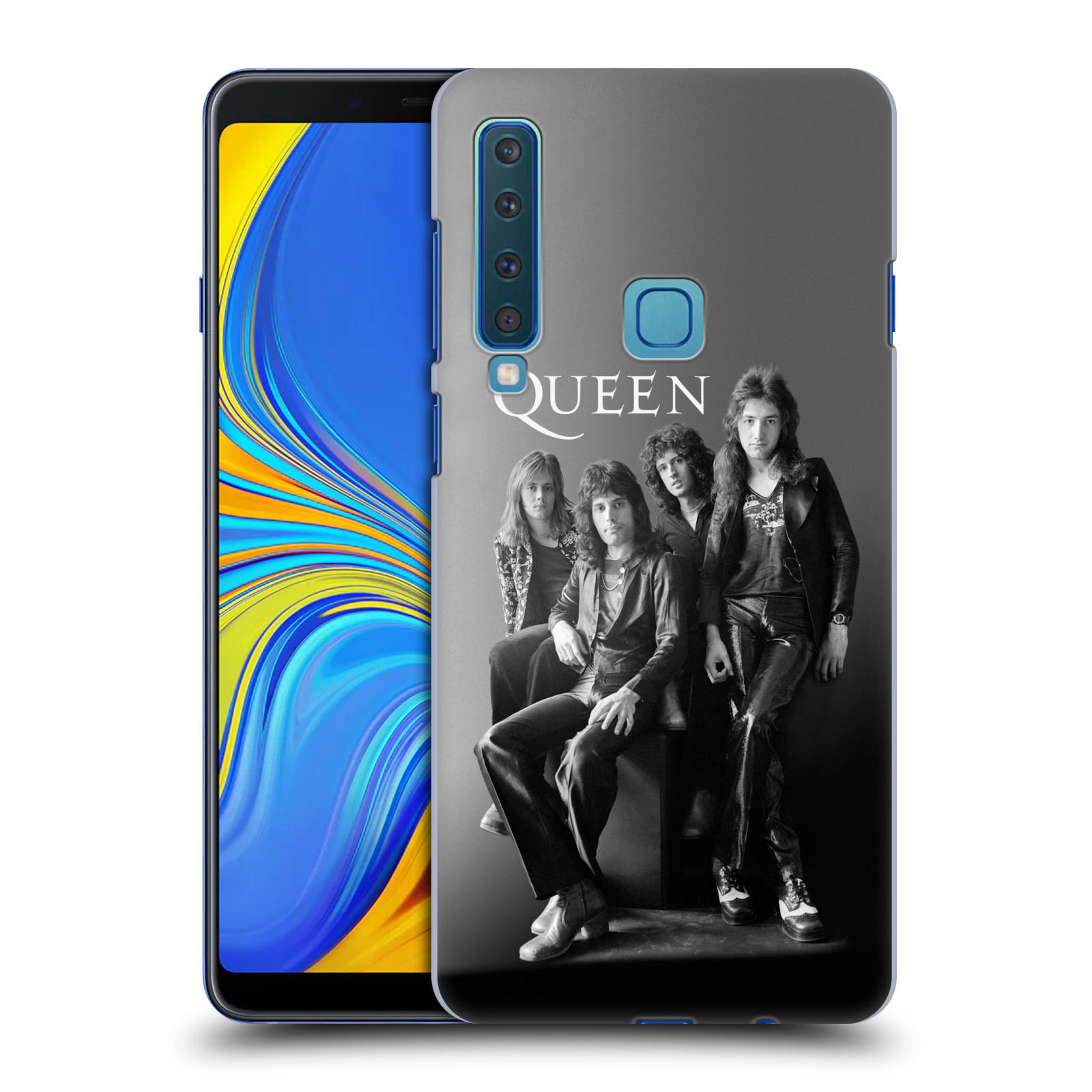 Plastové pouzdro na mobil Samsung Galaxy A9 (2018) - Head Case - Queen - Skupina