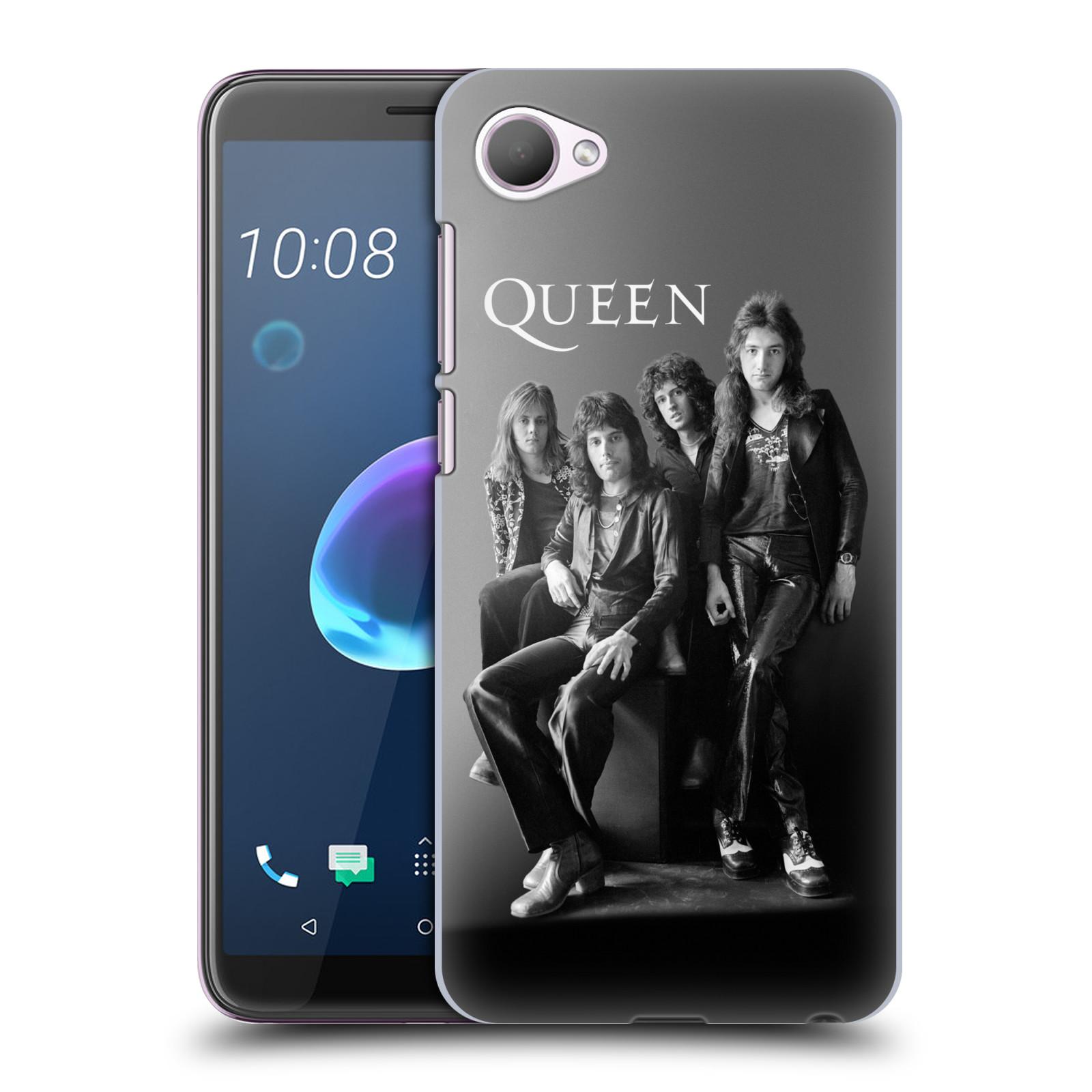 Plastové pouzdro na mobil HTC Desire 12 - Head Case - Queen - Skupina