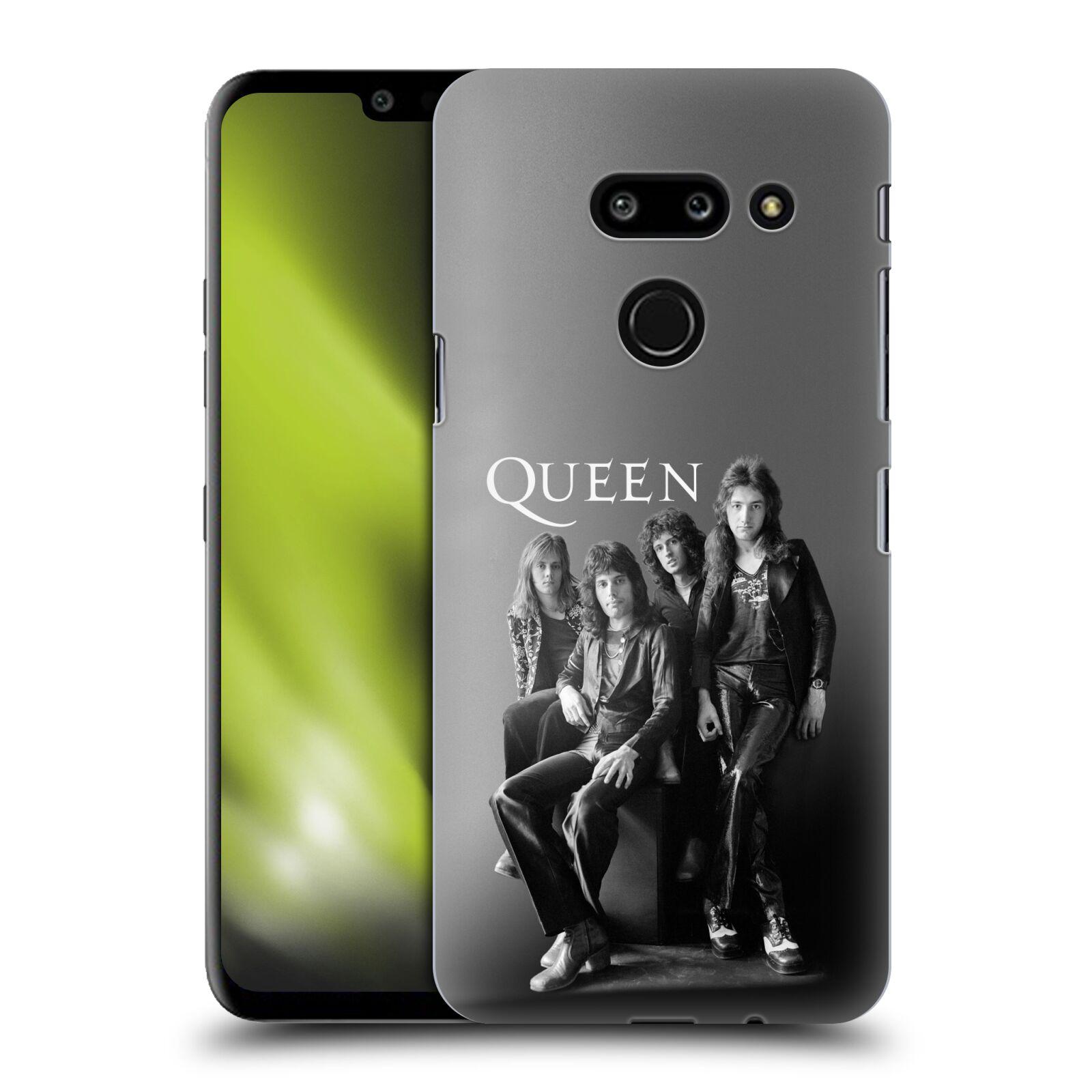Plastové pouzdro na mobil LG G8 ThinQ - Head Case - Queen - Skupina