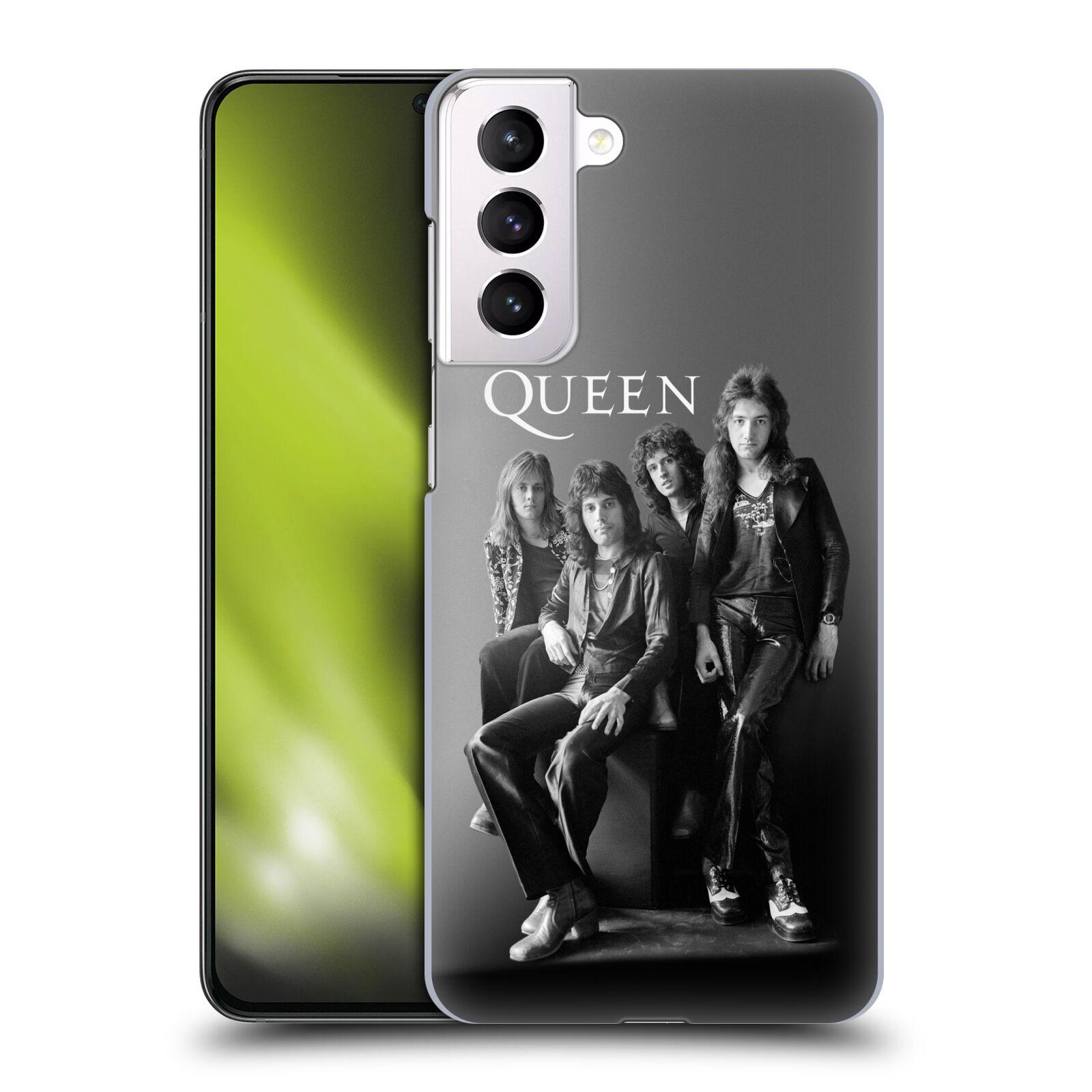 Plastové pouzdro na mobil Samsung Galaxy S21 Plus 5G - Head Case - Queen - Skupina