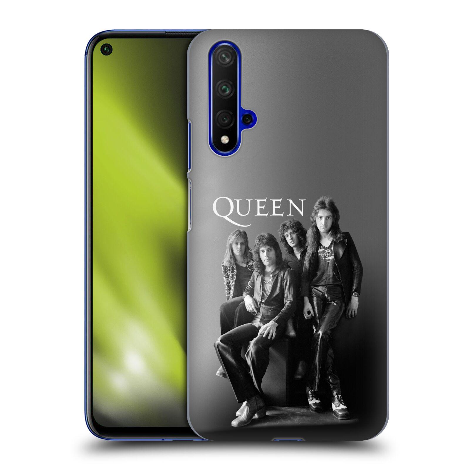 Plastové pouzdro na mobil Honor 20 - Head Case - Queen - Skupina