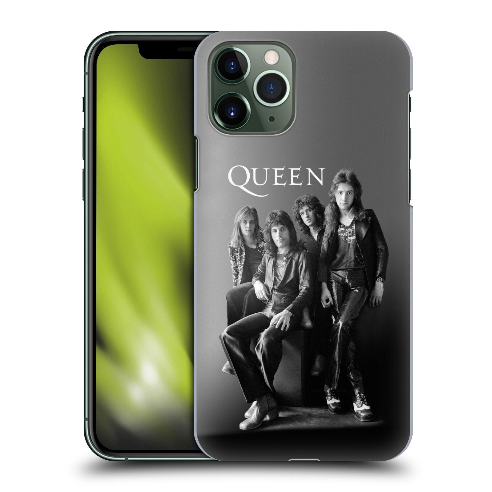 Plastové pouzdro na mobil Apple iPhone 11 Pro - Head Case - Queen - Skupina