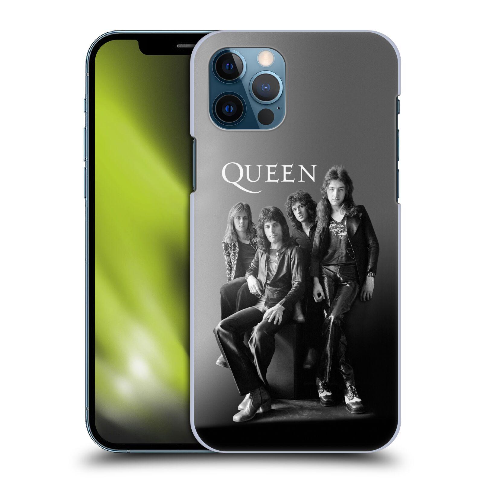 Plastové pouzdro na mobil Apple iPhone 12 / 12 Pro - Head Case - Queen - Skupina
