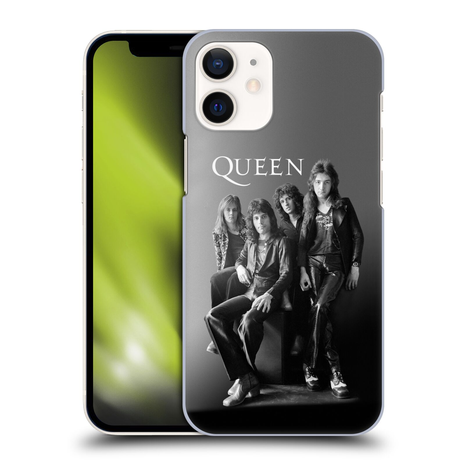 Plastové pouzdro na mobil Apple iPhone 12 Mini - Head Case - Queen - Skupina