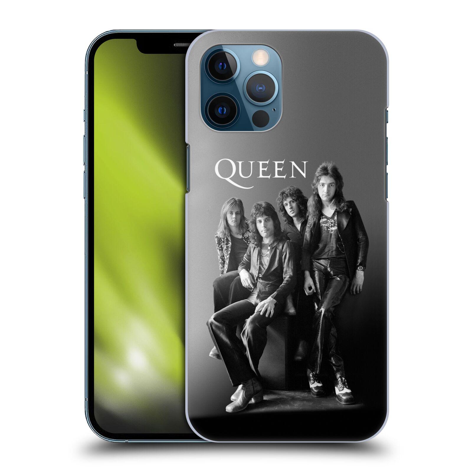 Plastové pouzdro na mobil Apple iPhone 12 Pro Max - Head Case - Queen - Skupina