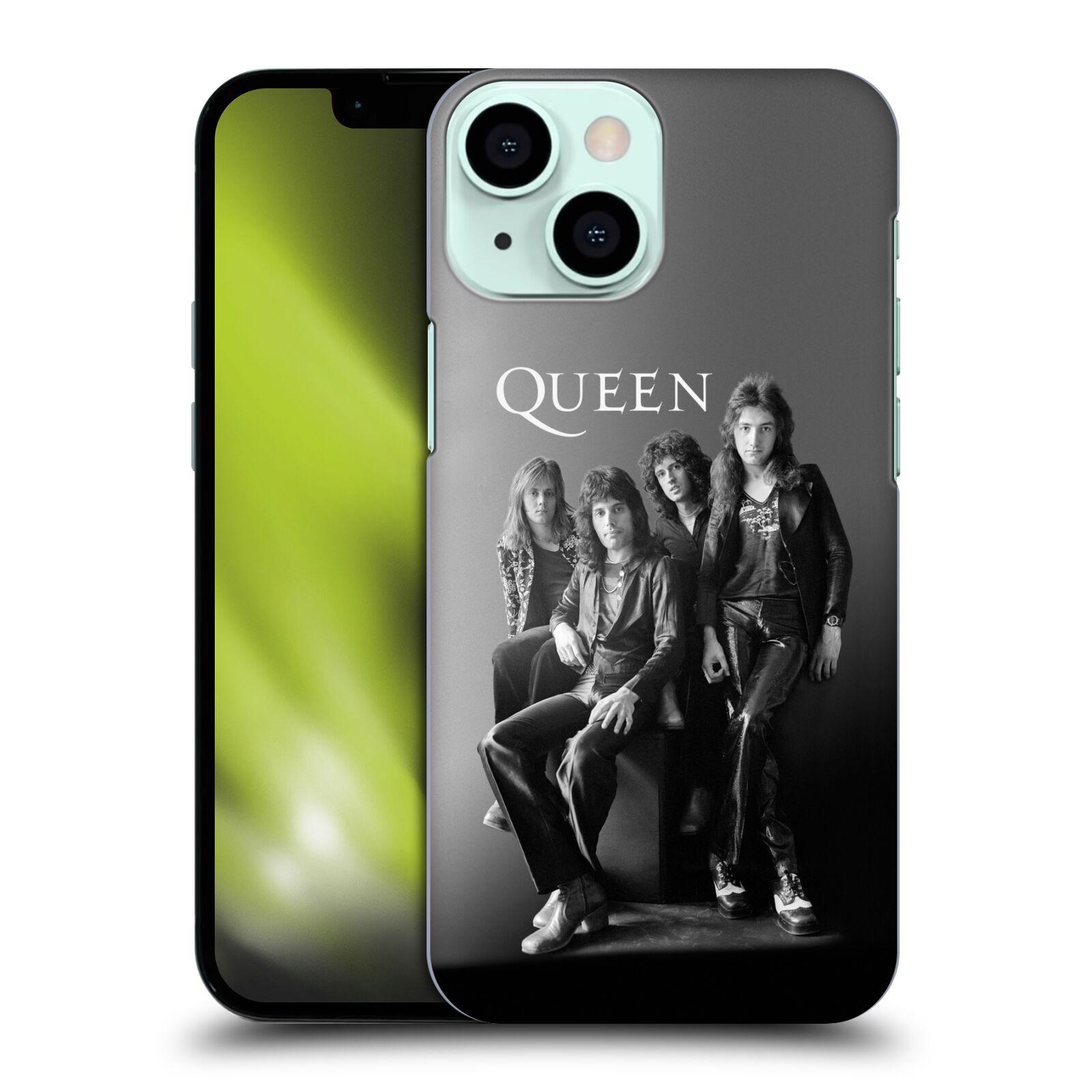 Plastové pouzdro na mobil Apple iPhone 13 Mini - Head Case - Queen - Skupina