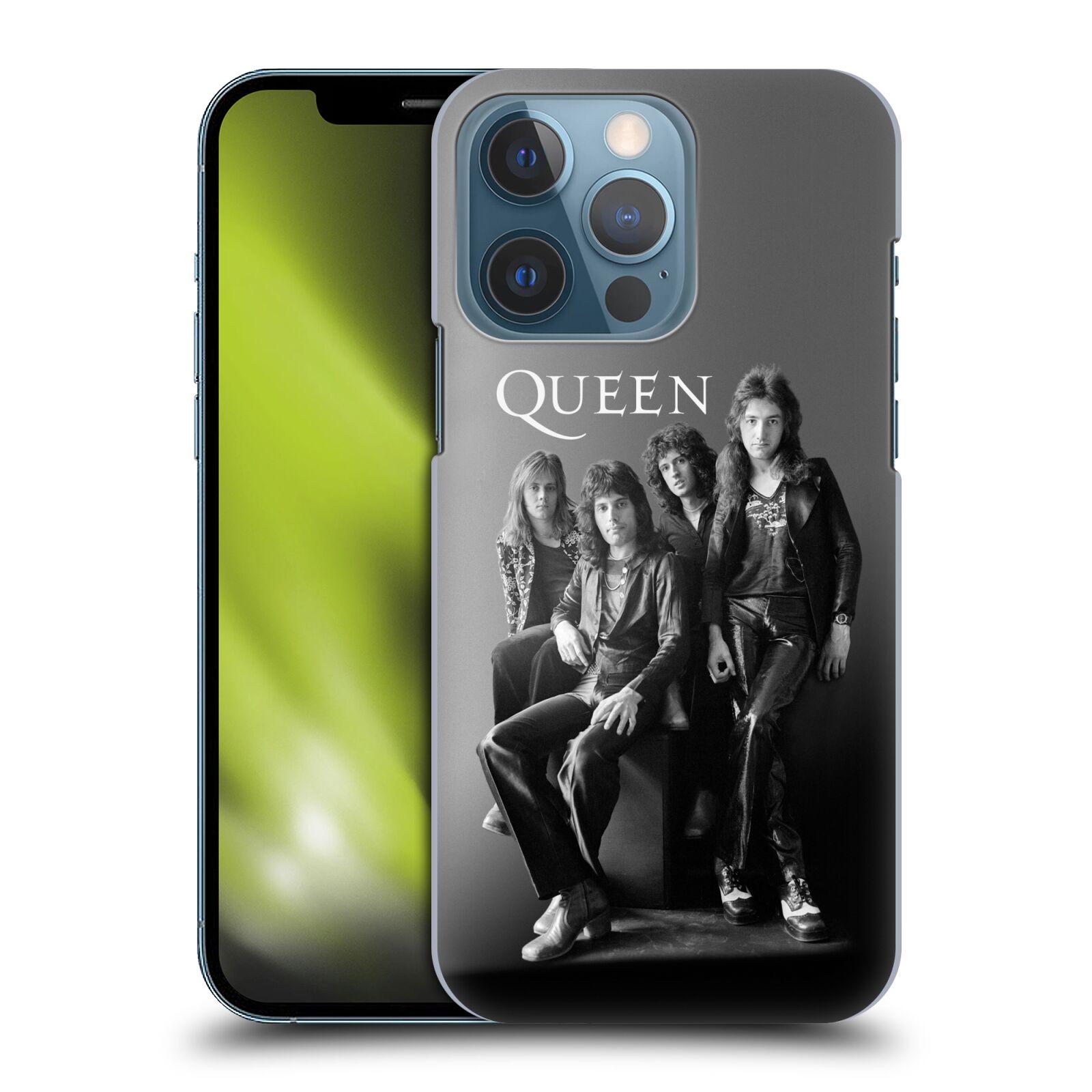 Plastové pouzdro na mobil Apple iPhone 13 Pro - Head Case - Queen - Skupina