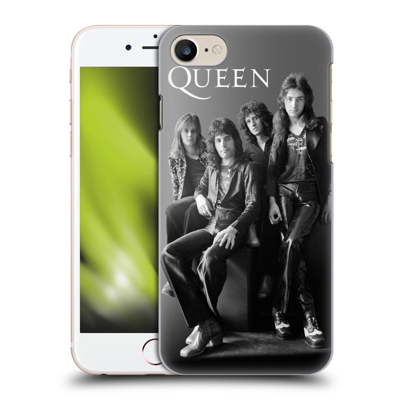 Plastové pouzdro na mobil Apple iPhone SE (2020) - Head Case - Queen - Skupina
