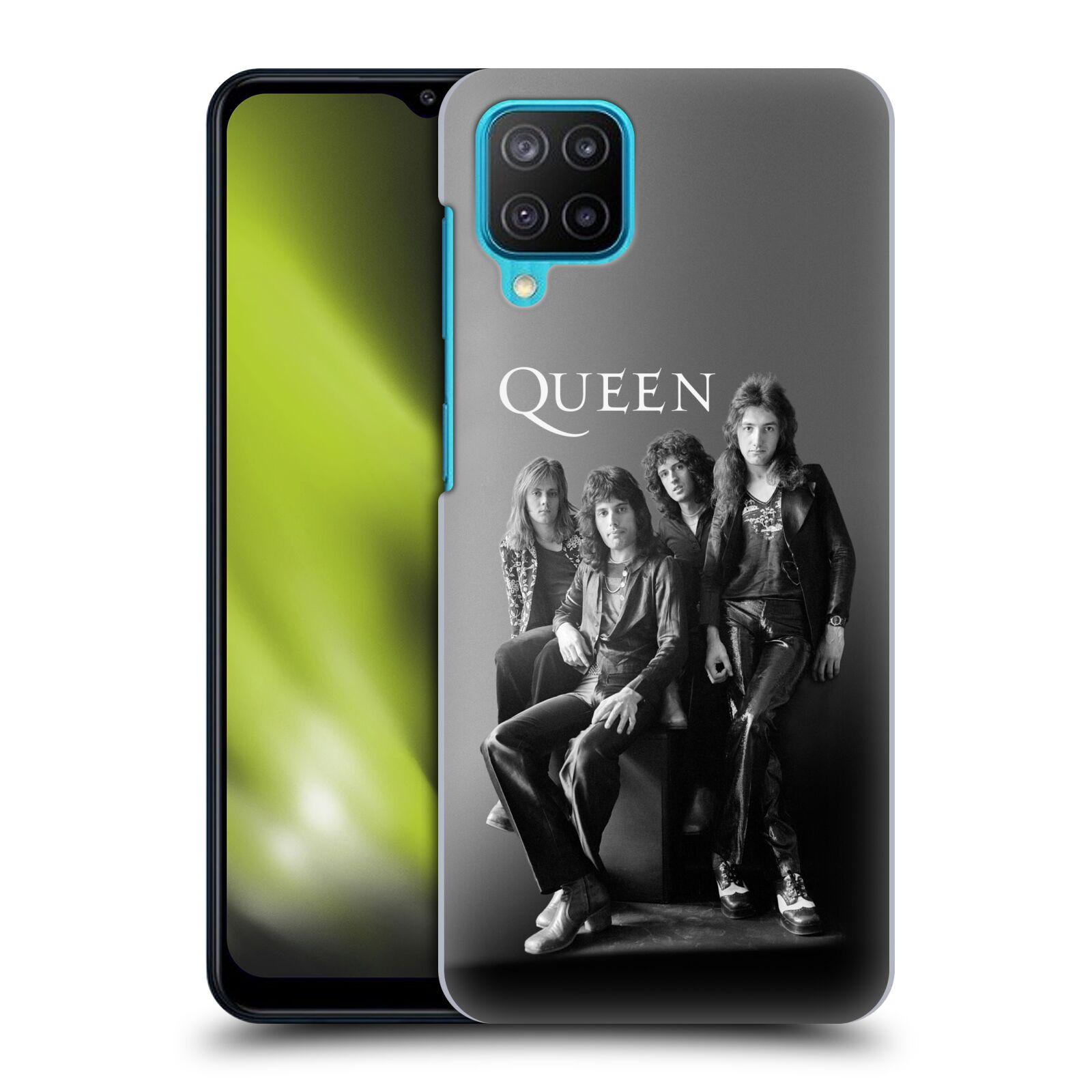 Plastové pouzdro na mobil Samsung Galaxy M12 - Head Case - Queen - Skupina