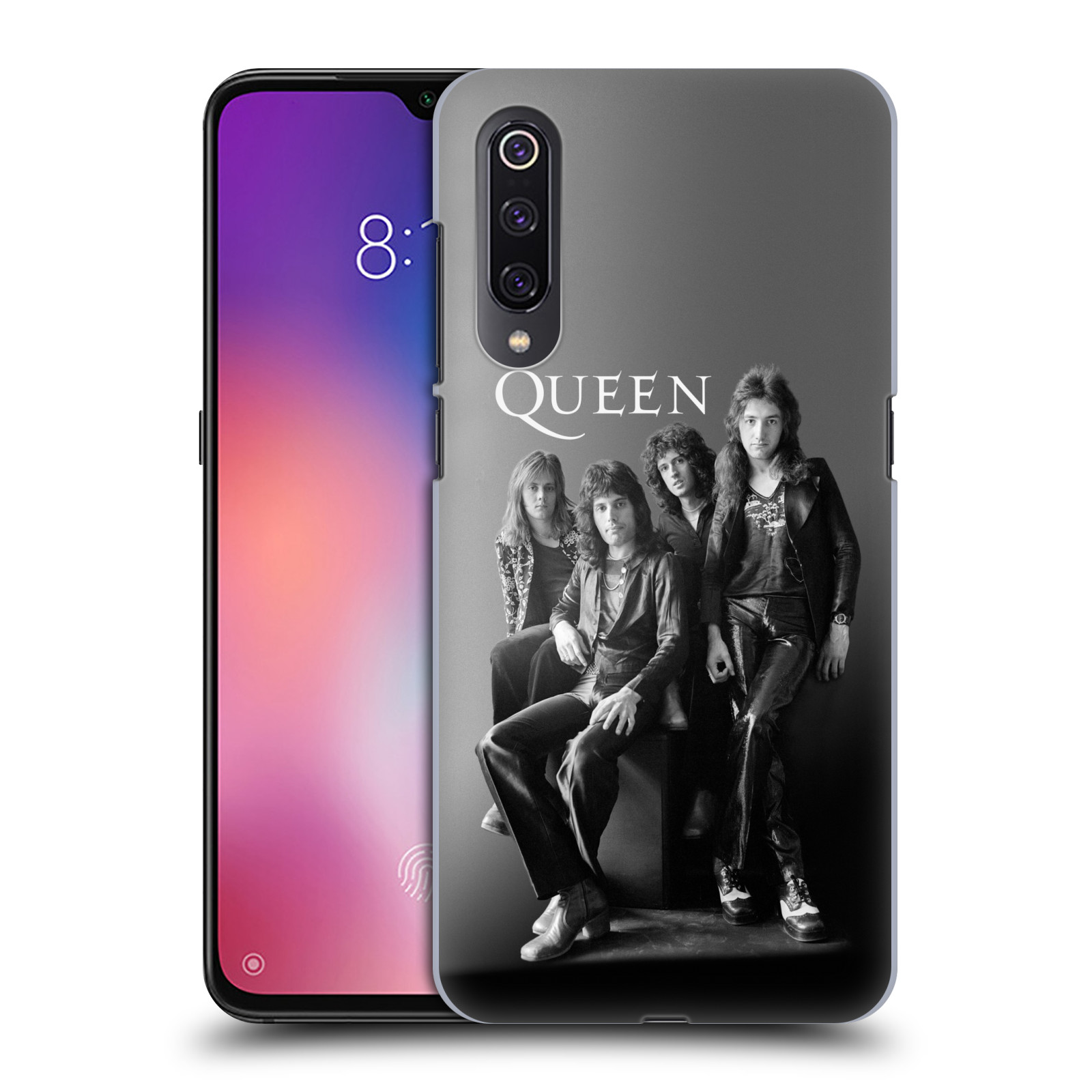 Plastové pouzdro na mobil Xiaomi Mi 9 - Head Case - Queen - Skupina