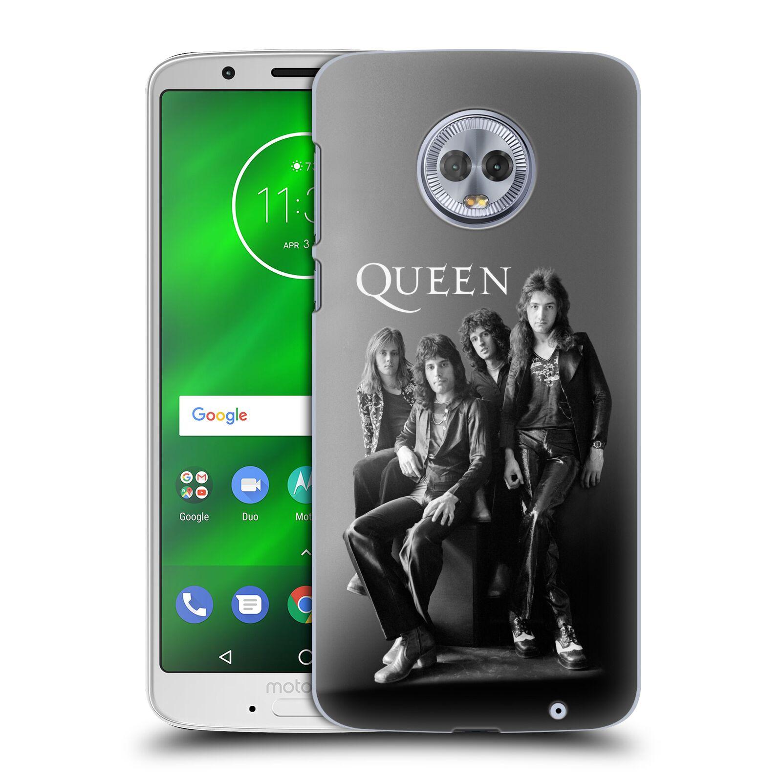 Plastové pouzdro na mobil Motorola Moto G6 Plus - Head Case - Queen - Skupina