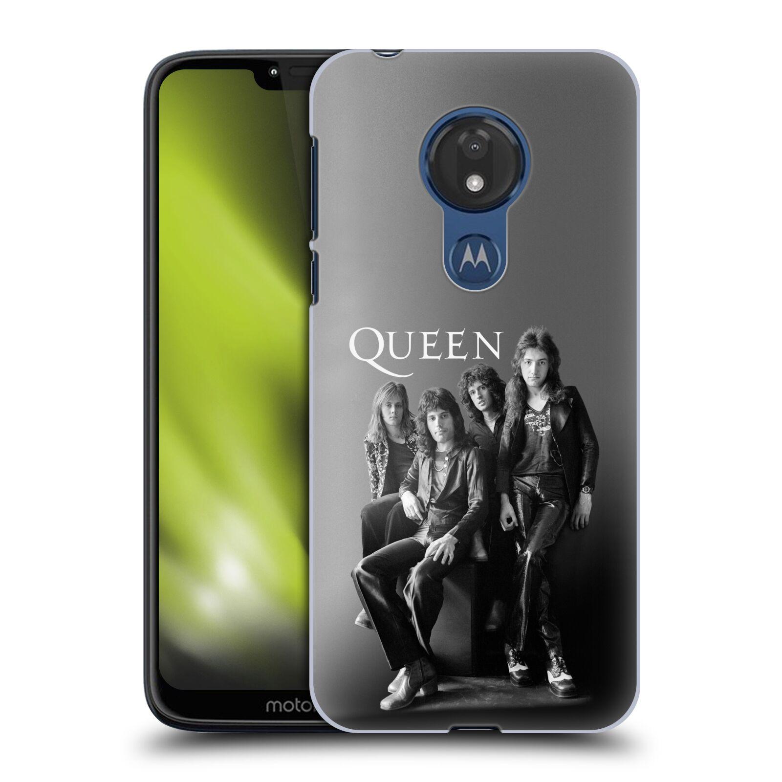 Plastové pouzdro na mobil Motorola Moto G7 Power - Head Case - Queen - Skupina