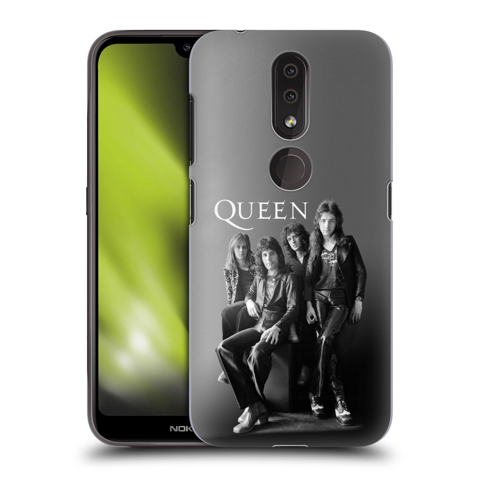 Plastové pouzdro na mobil Nokia 4.2 - Head Case - Queen - Skupina