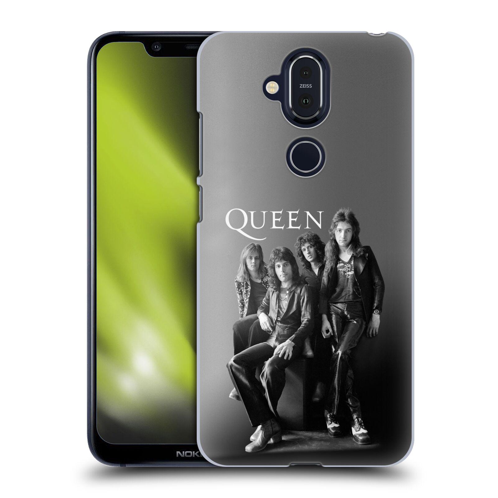 Plastové pouzdro na mobil Nokia 8.1 - Head Case - Queen - Skupina