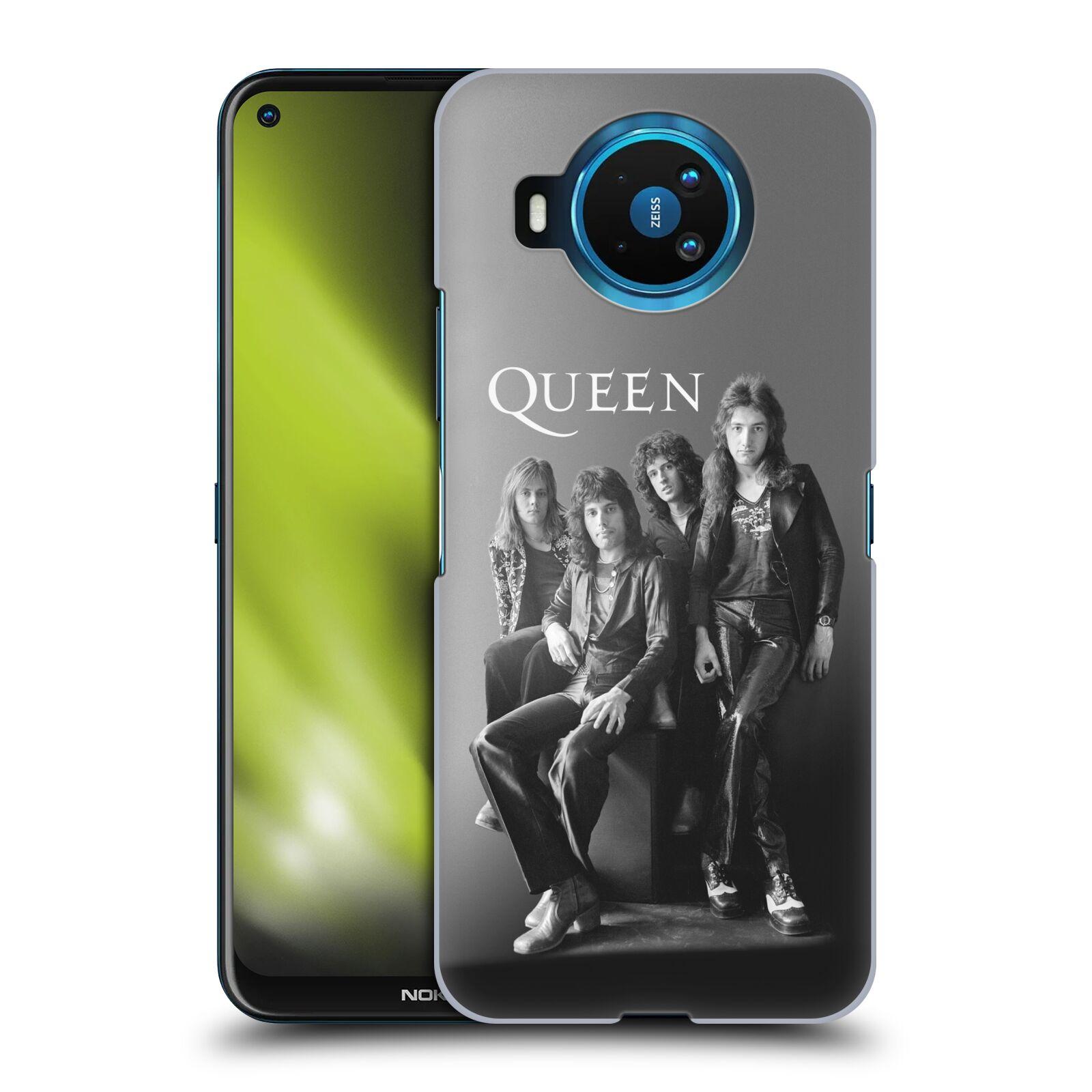 Plastové pouzdro na mobil Nokia 8.3 5G - Head Case - Queen - Skupina