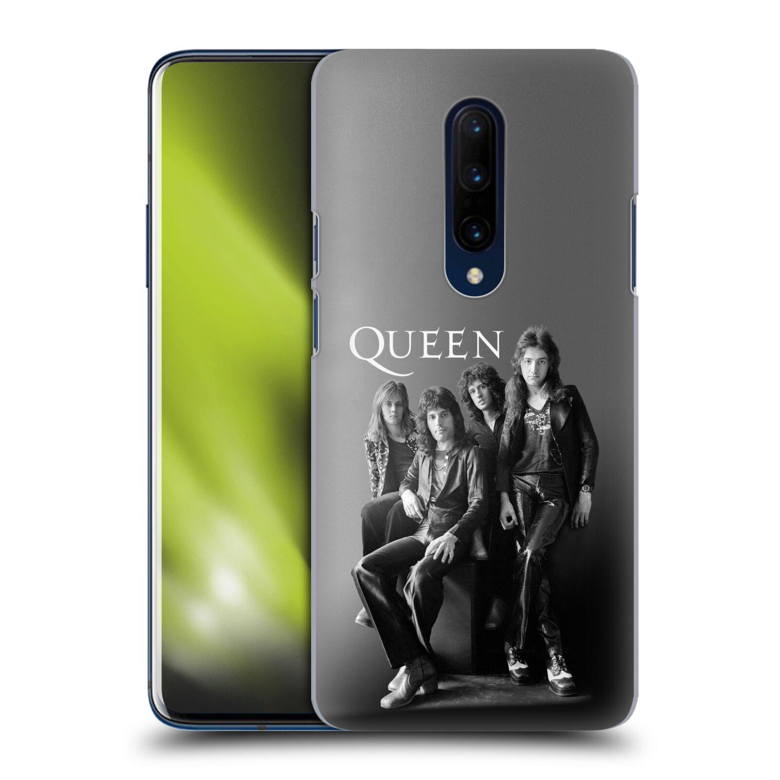 Plastové pouzdro na mobil OnePlus 7 Pro - Head Case - Queen - Skupina